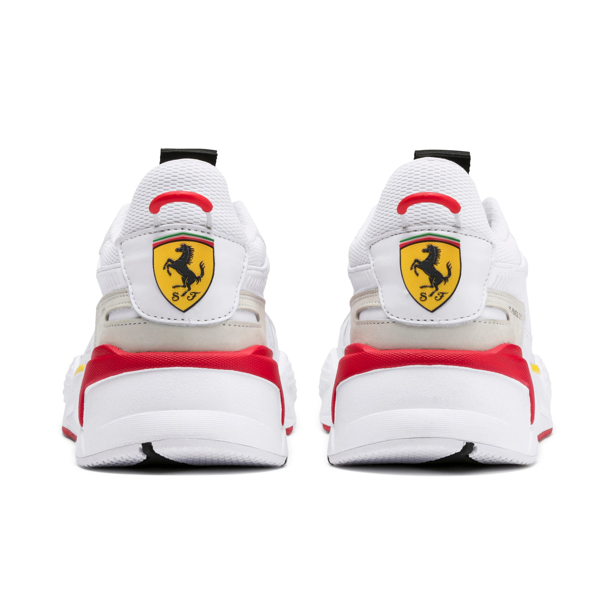 Thumbnail 3 of Ferrari RS-X Trophy Trainers, White-White-Rosso Corsa, medium