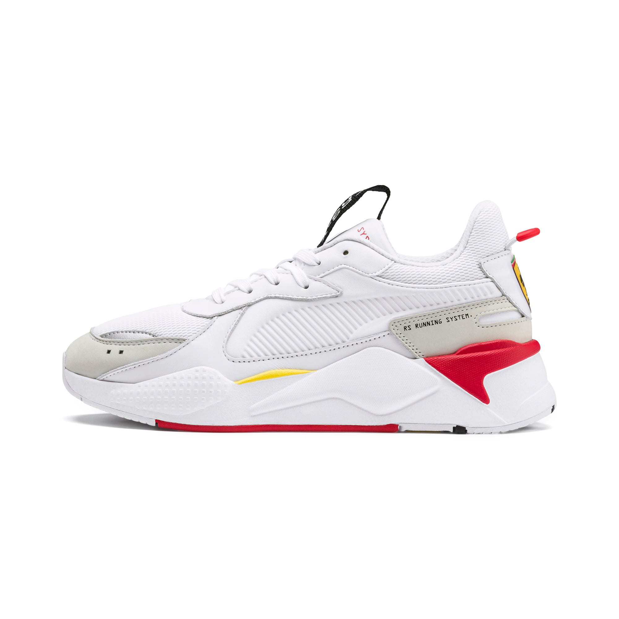 Thumbnail 1 of Ferrari RS-X Trophy Trainers, White-White-Rosso Corsa, medium