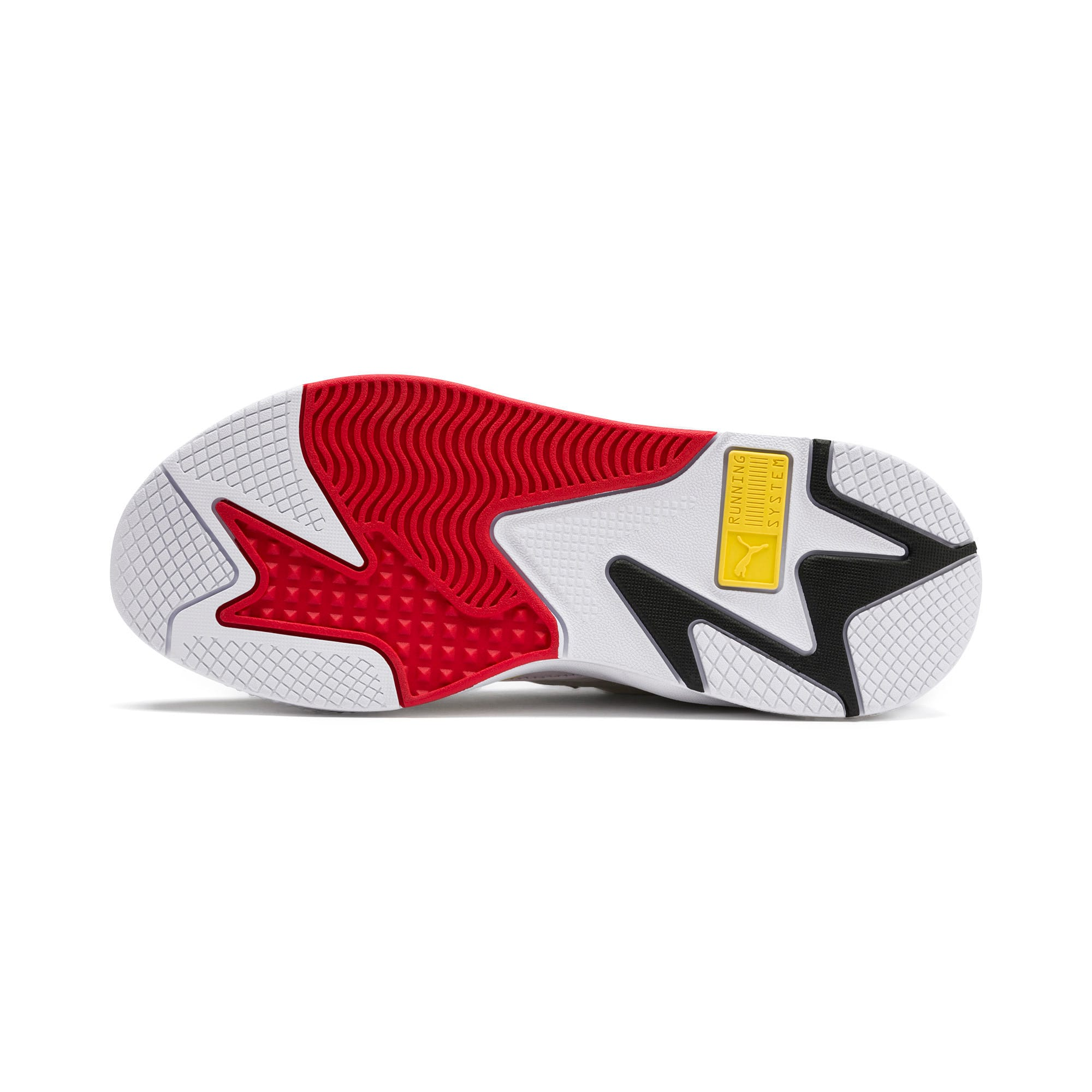 Thumbnail 4 of Ferrari RS-X Trophy Trainers, White-White-Rosso Corsa, medium