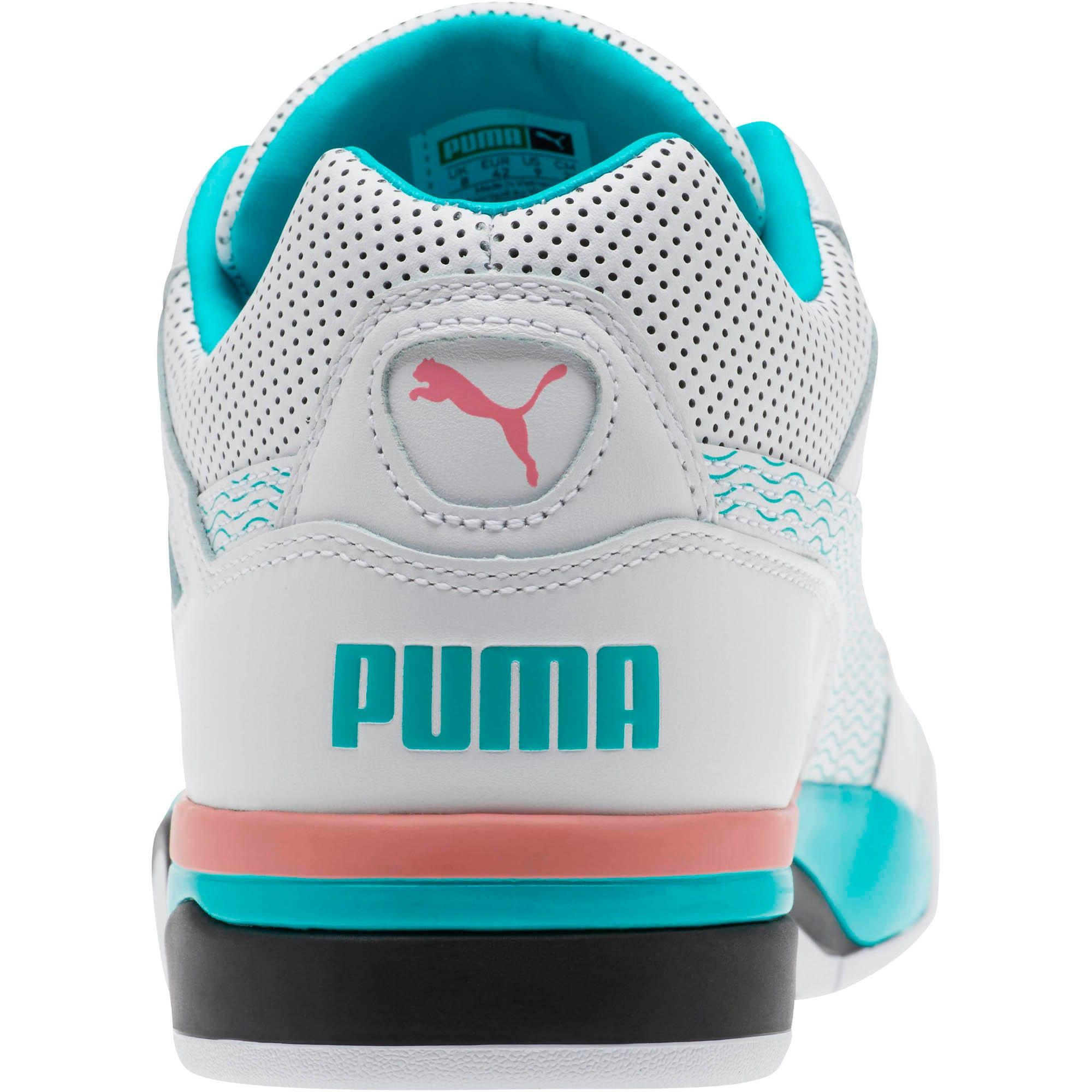 Thumbnail 3 of Palace Guard Last Dayz Men's Sneakers, Puma White-Geranium, medium