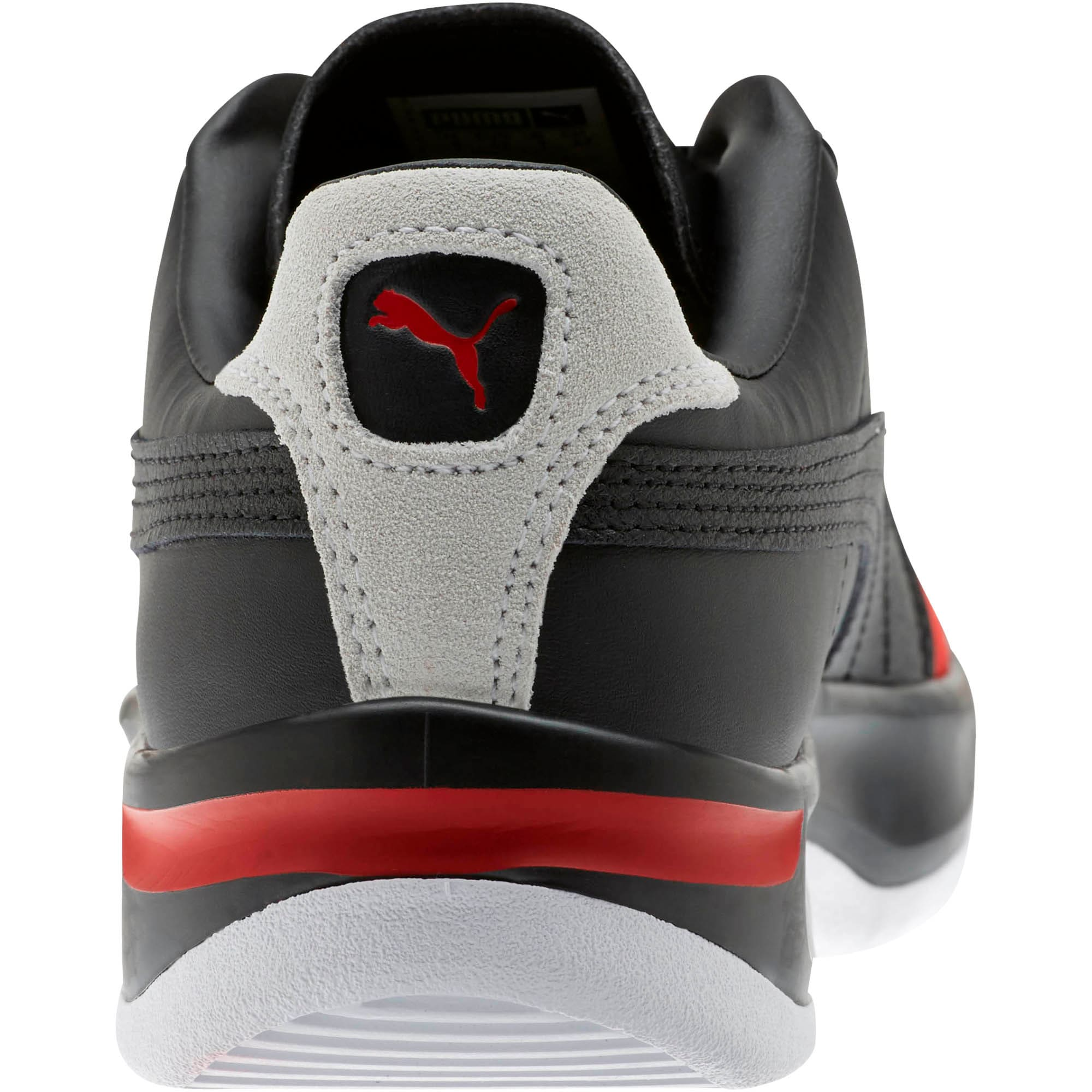 Thumbnail 3 of GV Special Speedway Men's Sneakers, Puma Black-High Risk Red, medium