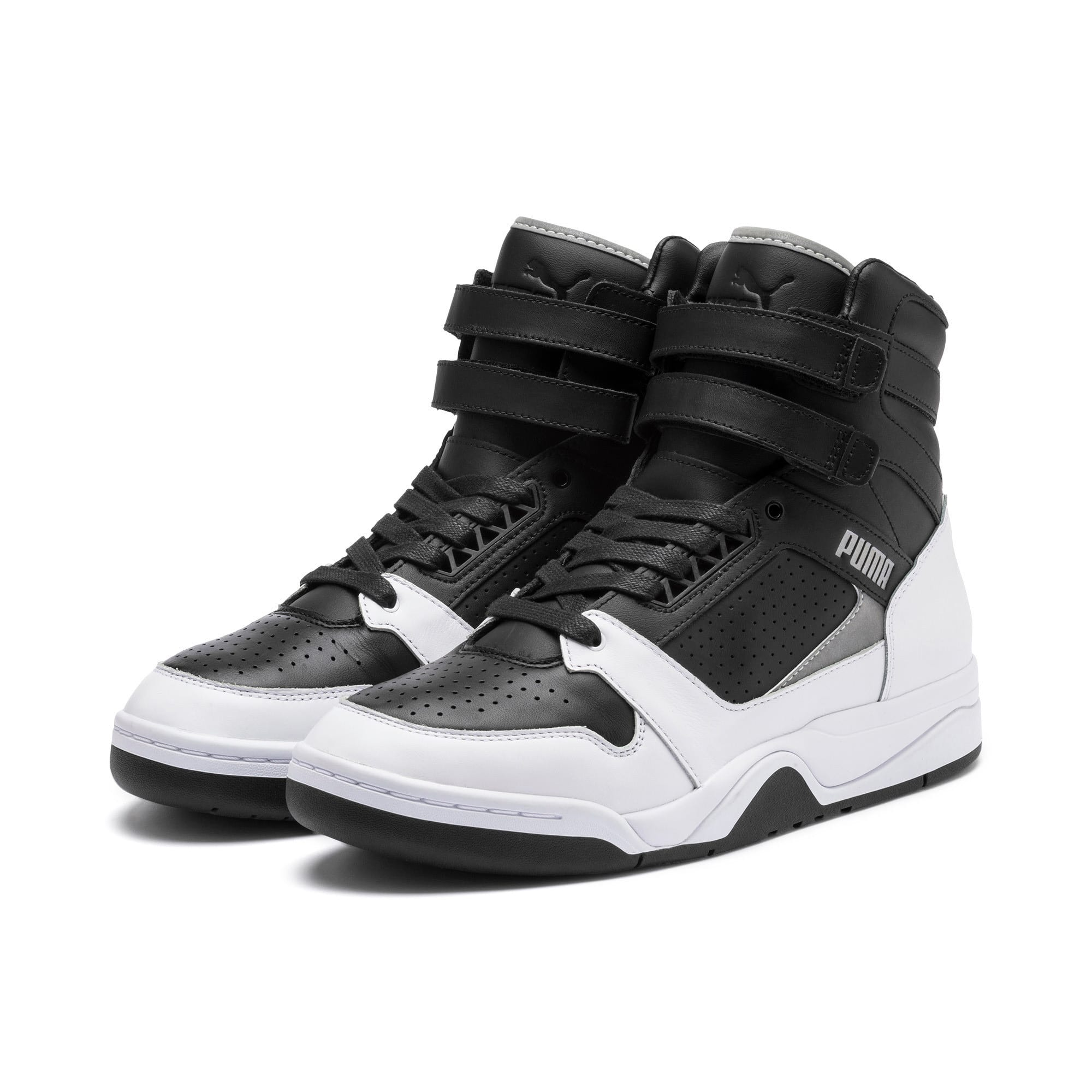 Thumbnail 2 of Palace Guard Mid Moto-X Sneakers, Puma Black-Puma Silver-, medium