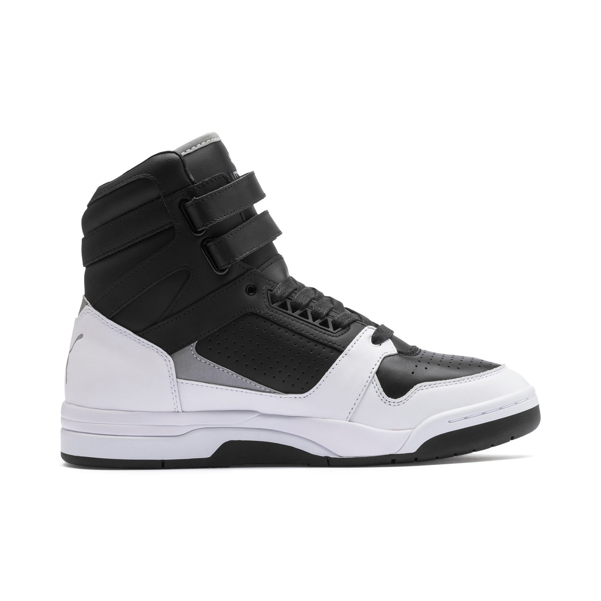 Thumbnail 5 of Palace Guard Mid Moto-X Sneakers, Puma Black-Puma Silver-, medium