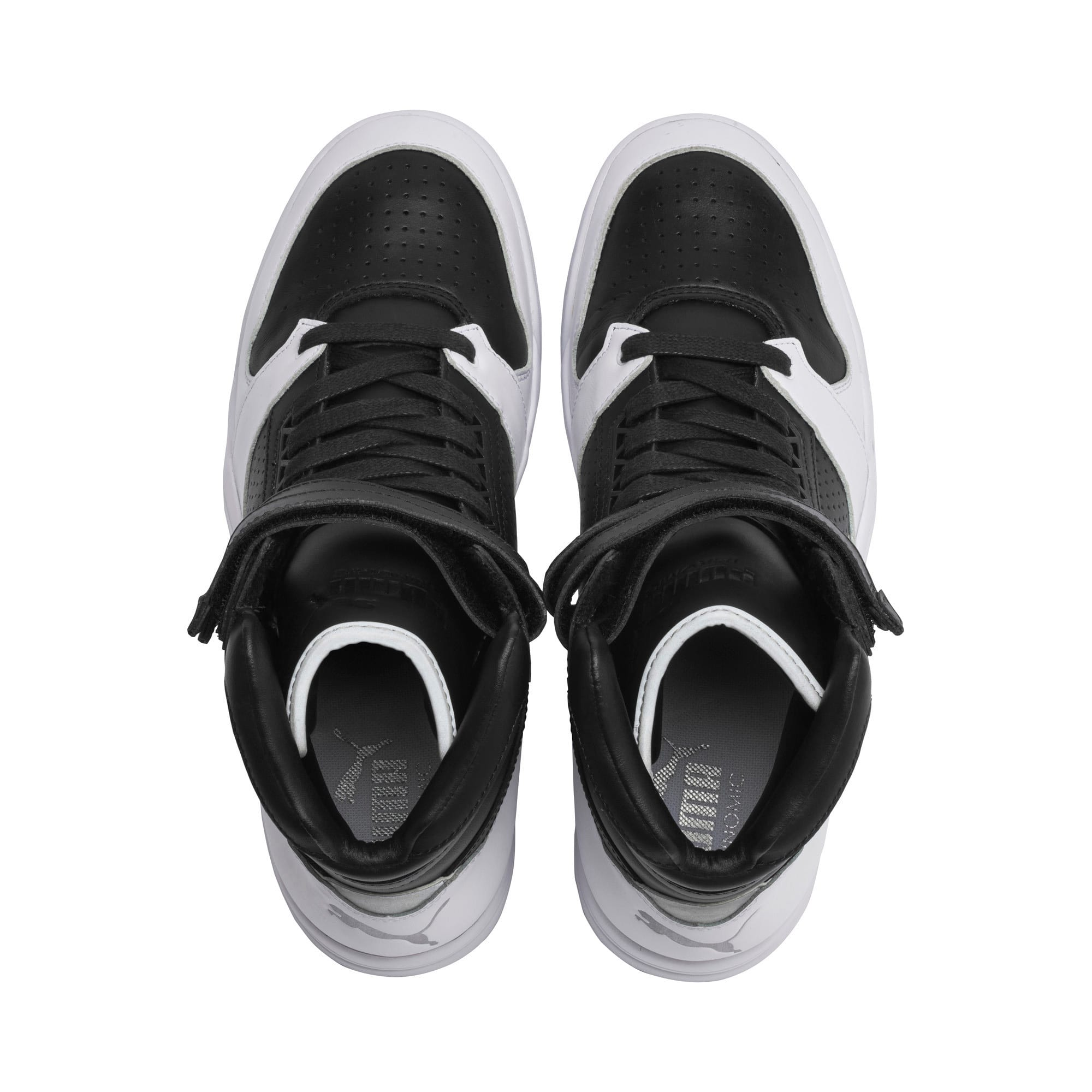 Thumbnail 6 of Palace Guard Mid Moto-X Sneakers, Puma Black-Puma Silver-, medium