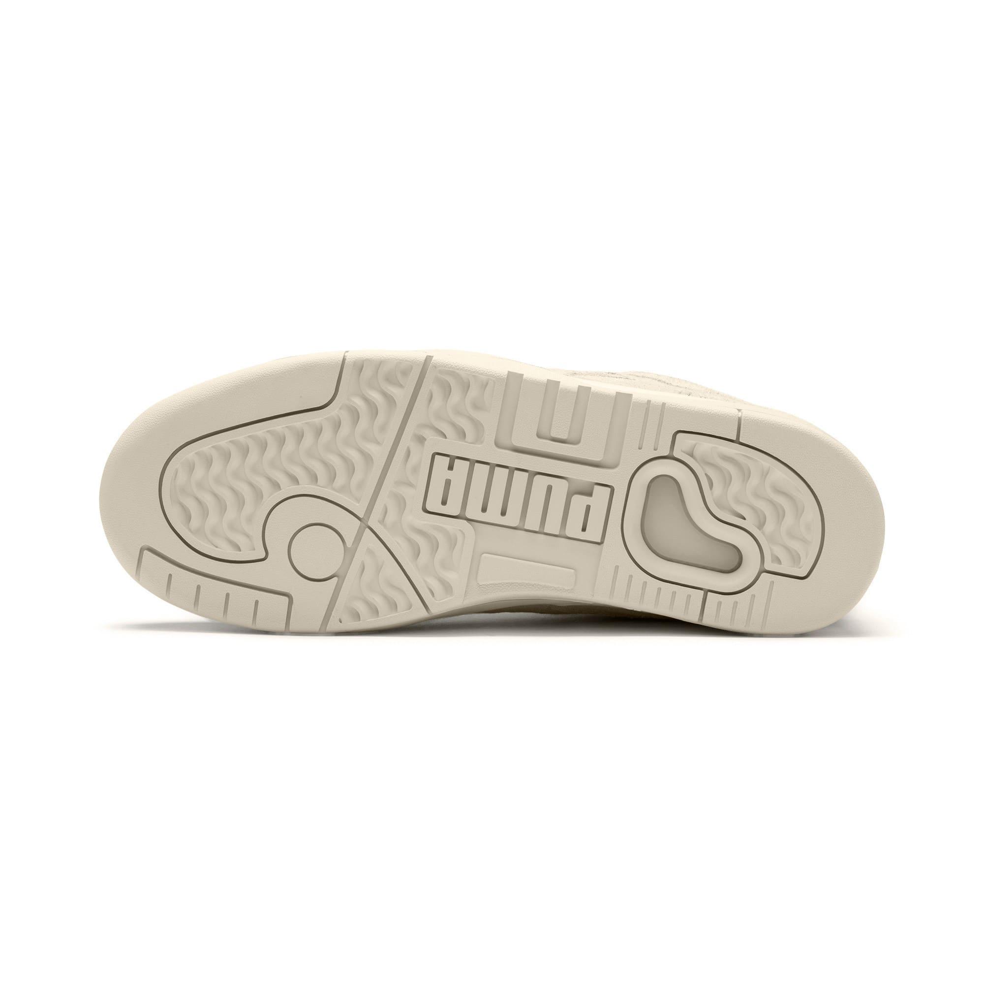 Thumbnail 4 of Palace Guard 4th of July Sneakers, Whisper White-Puma Black, medium
