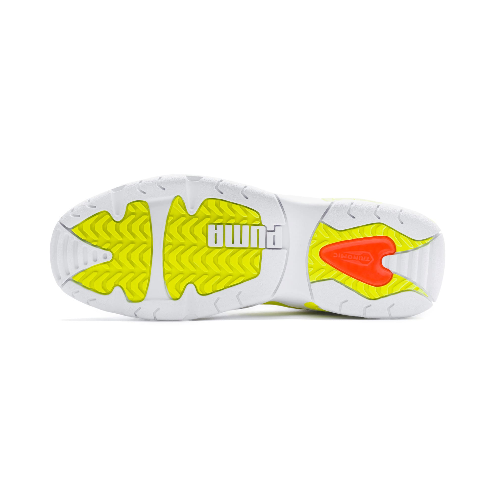 Thumbnail 5 of Source Mid Buzzer Sneakers, P Wht-Yellow Alert-High Rise, medium