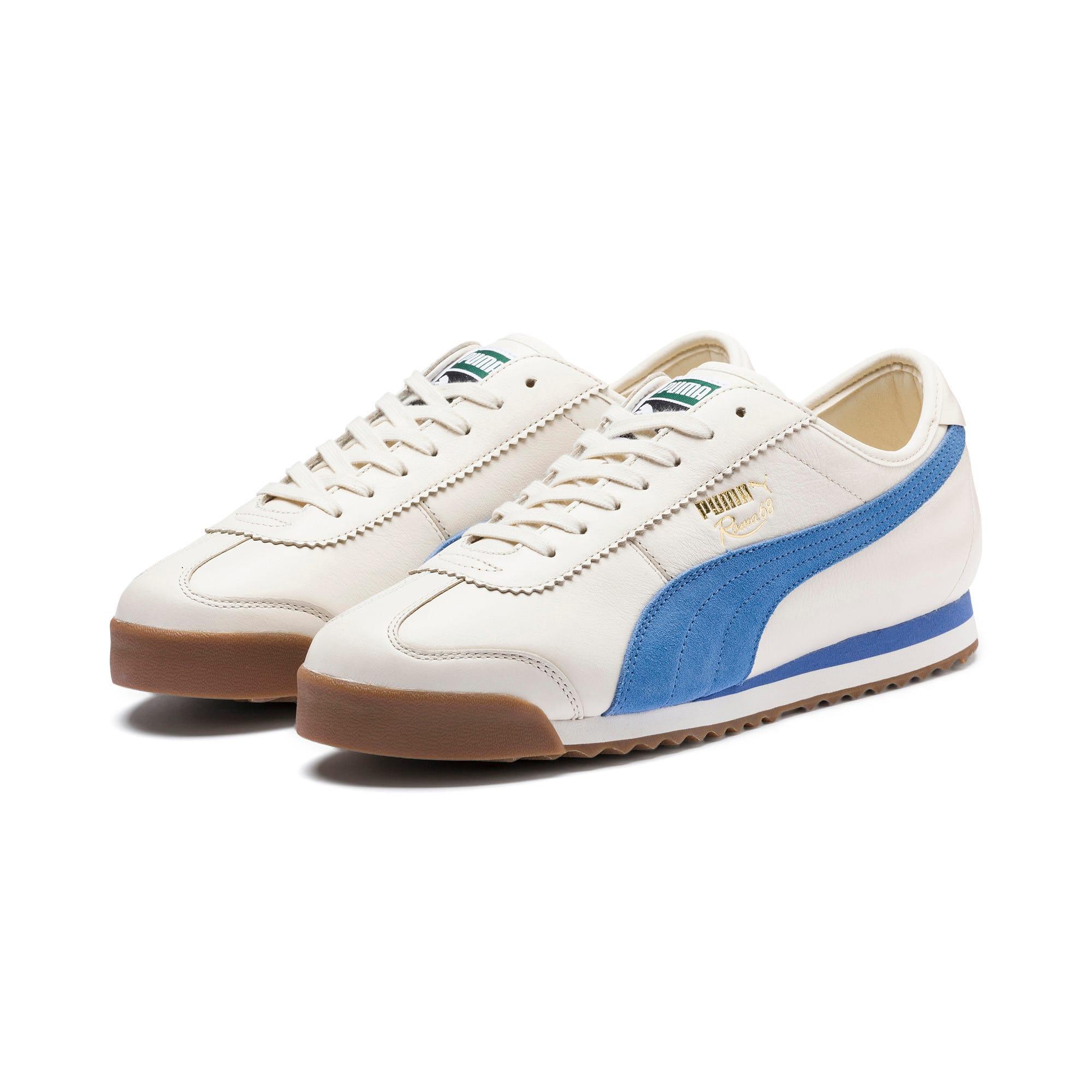Miniatura 3 de Zapatos deportivosRoma '68 OG, Whisper White-Blue Yonder, mediano