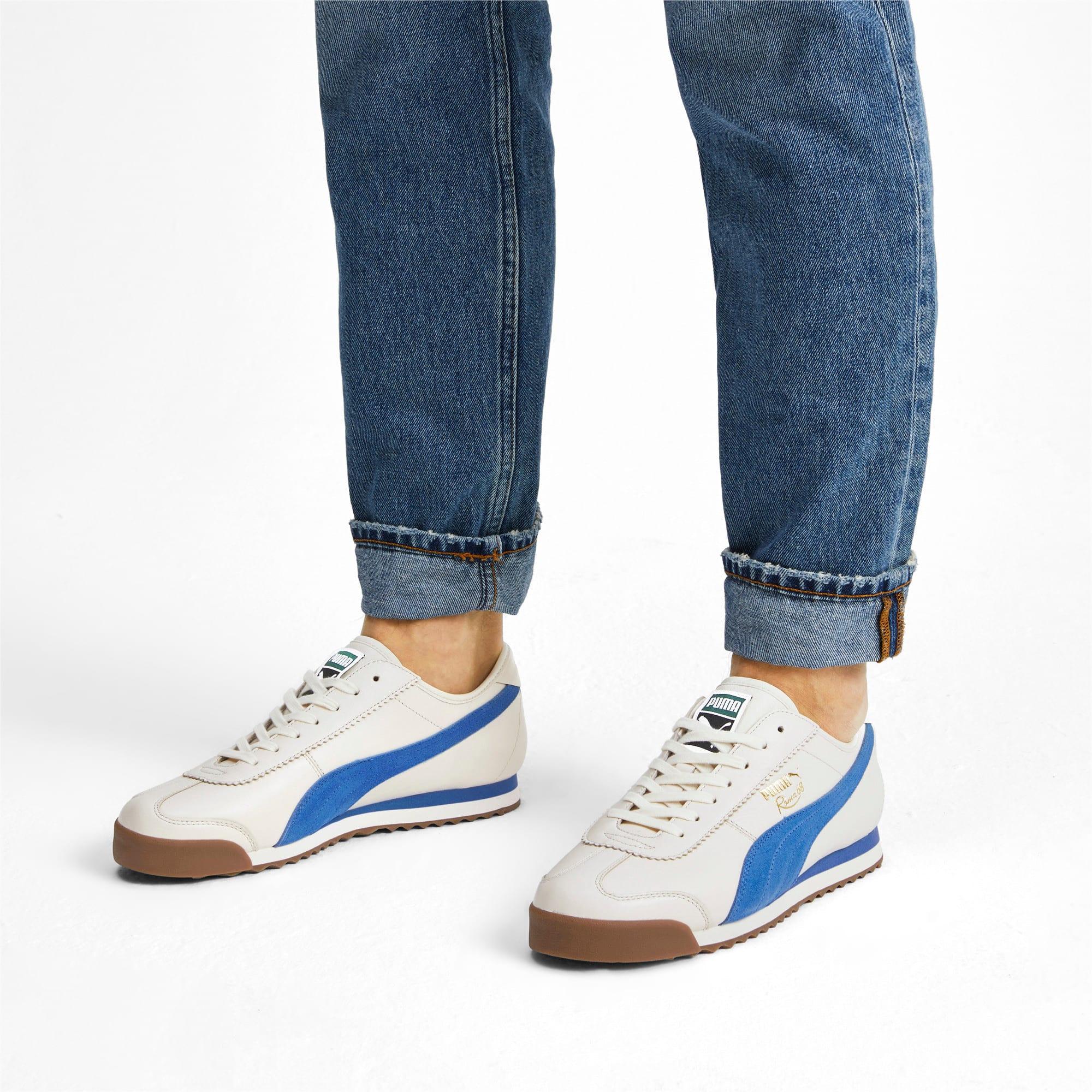 Miniatura 2 de Zapatos deportivosRoma '68 OG, Whisper White-Blue Yonder, mediano