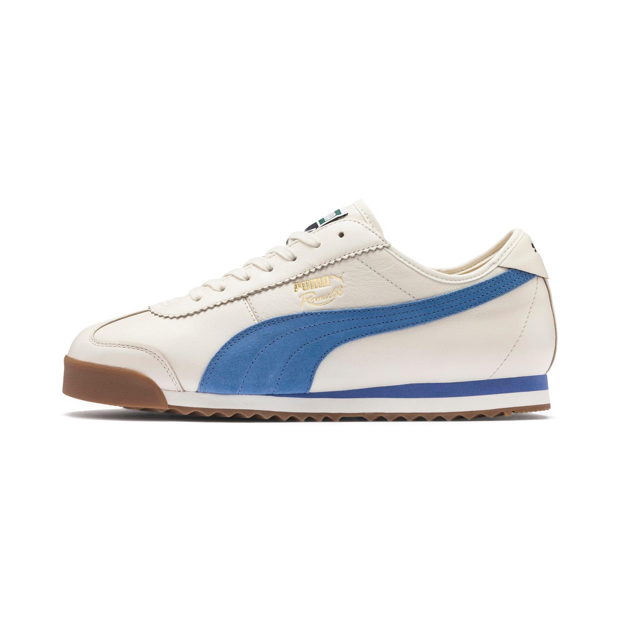 Miniatura 1 de Zapatos deportivosRoma '68 OG, Whisper White-Blue Yonder, mediano