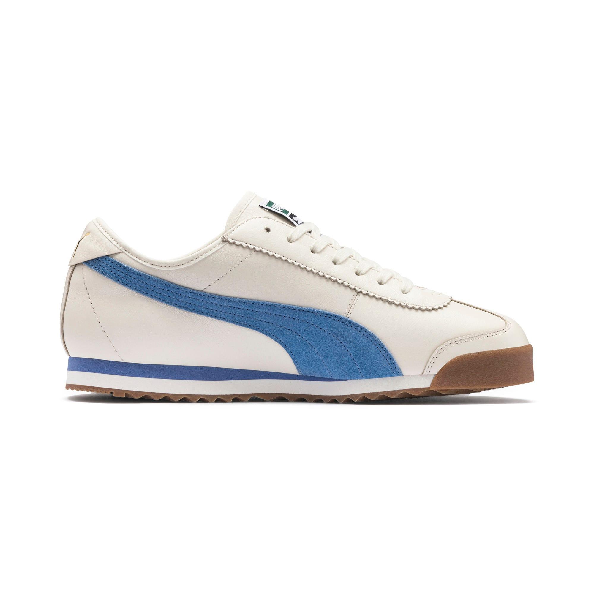 Miniatura 6 de Zapatos deportivosRoma '68 OG, Whisper White-Blue Yonder, mediano
