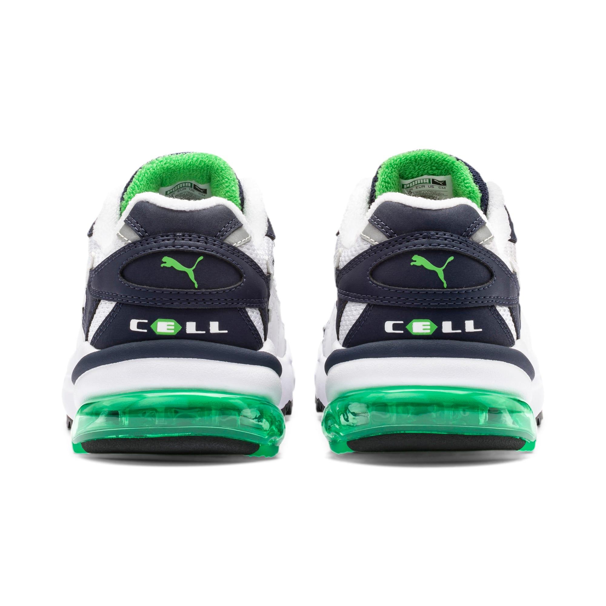 Thumbnail 3 of CELL Alien OG Sneakers JR, Puma White-Peacoat, medium