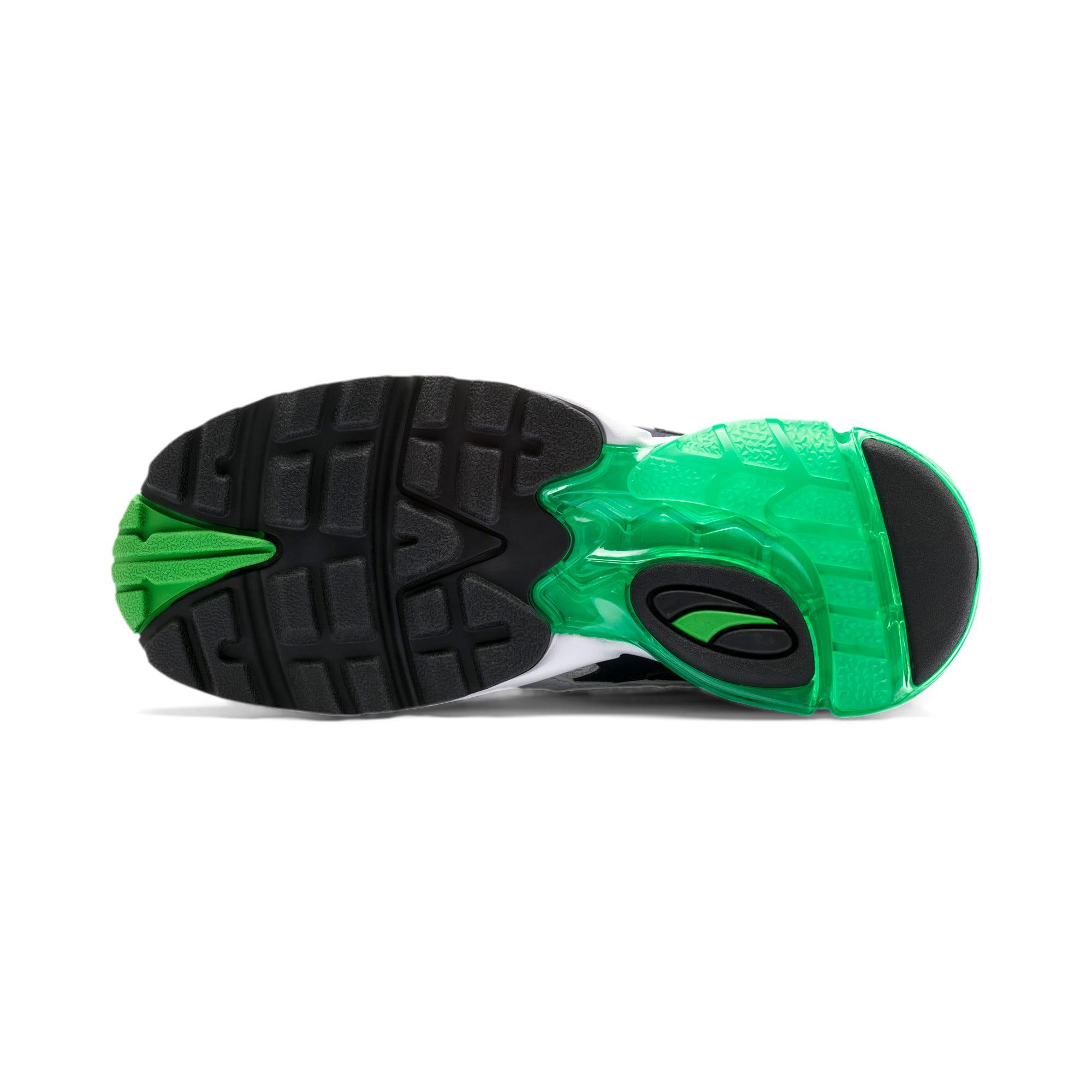 Thumbnail 4 of CELL Alien OG Sneakers JR, Puma White-Peacoat, medium