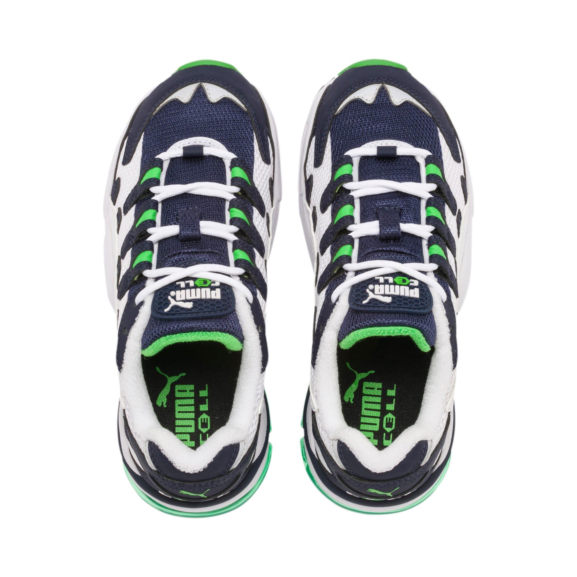 Thumbnail 6 of CELL Alien OG Sneakers JR, Puma White-Peacoat, medium