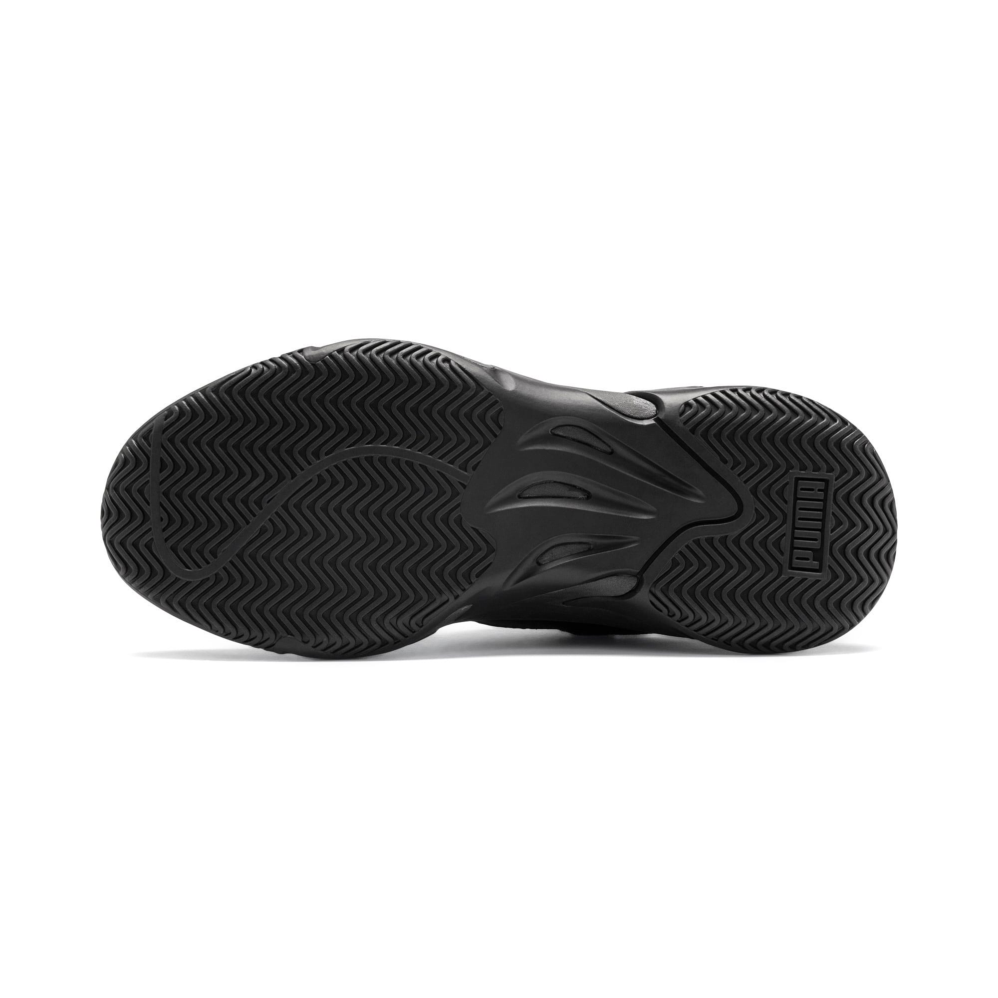 Thumbnail 4 of Storm Origin Youth Sneaker, Puma Black, medium