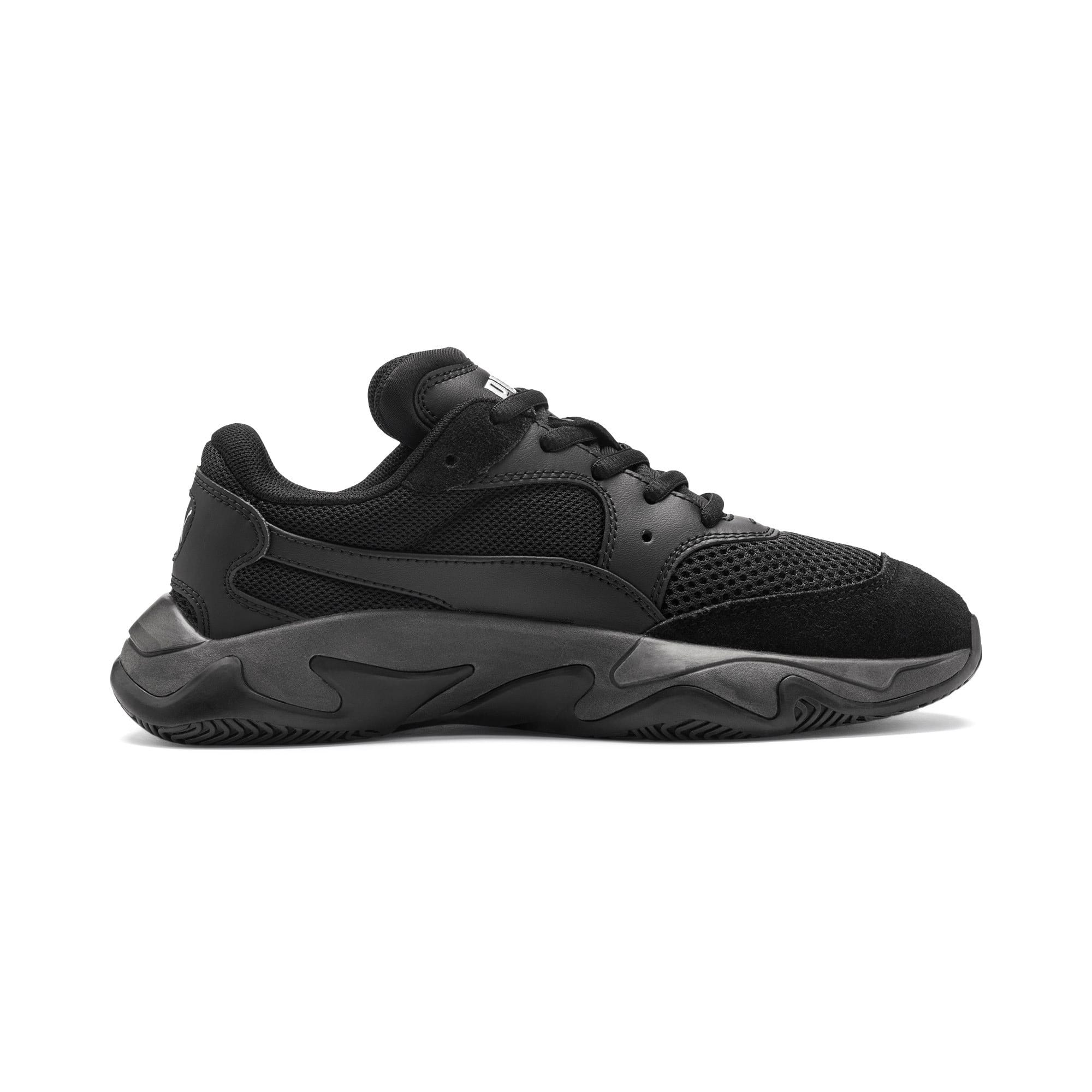 Thumbnail 5 of Storm Origin Youth Sneaker, Puma Black, medium