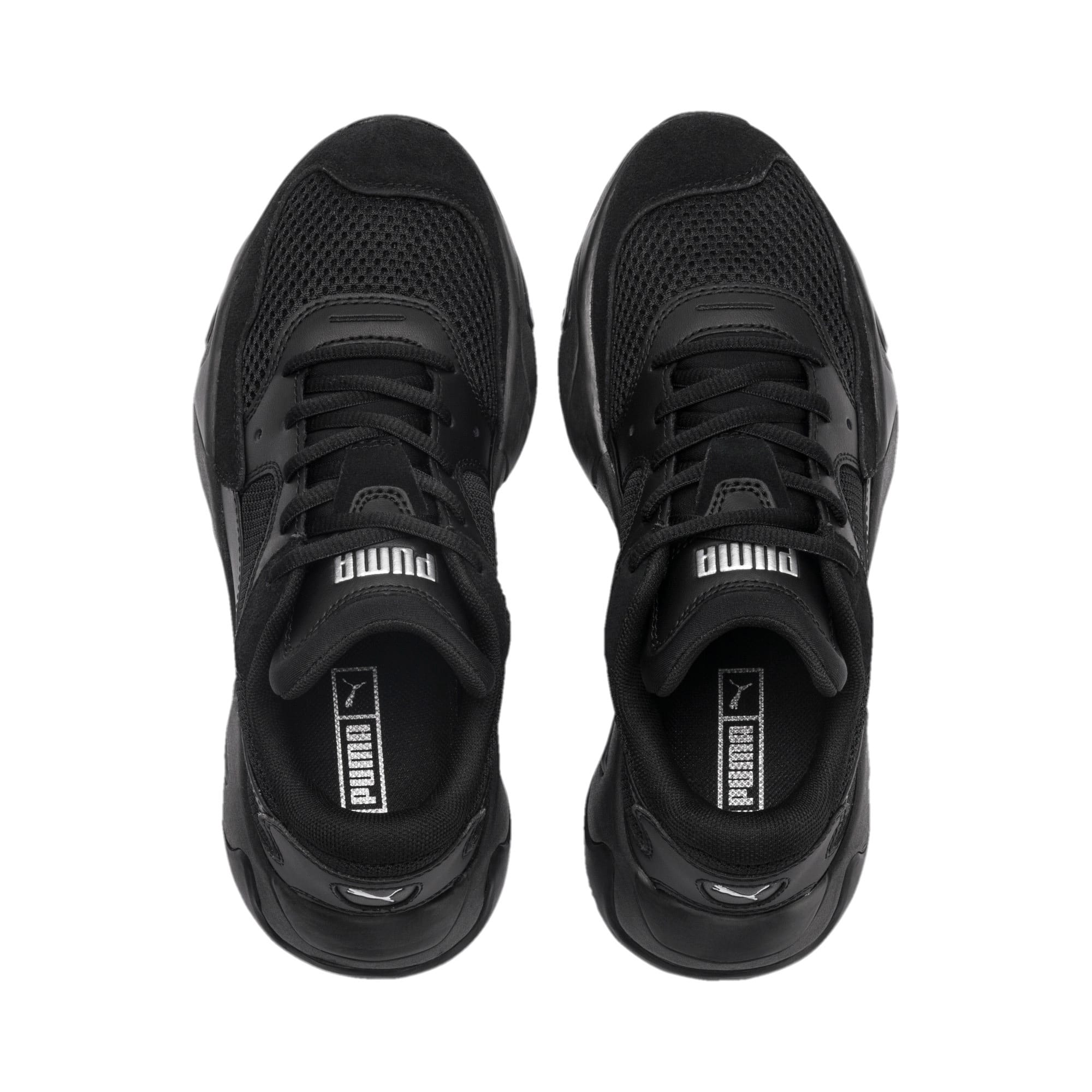 Thumbnail 6 of Storm Origin Youth Sneaker, Puma Black, medium
