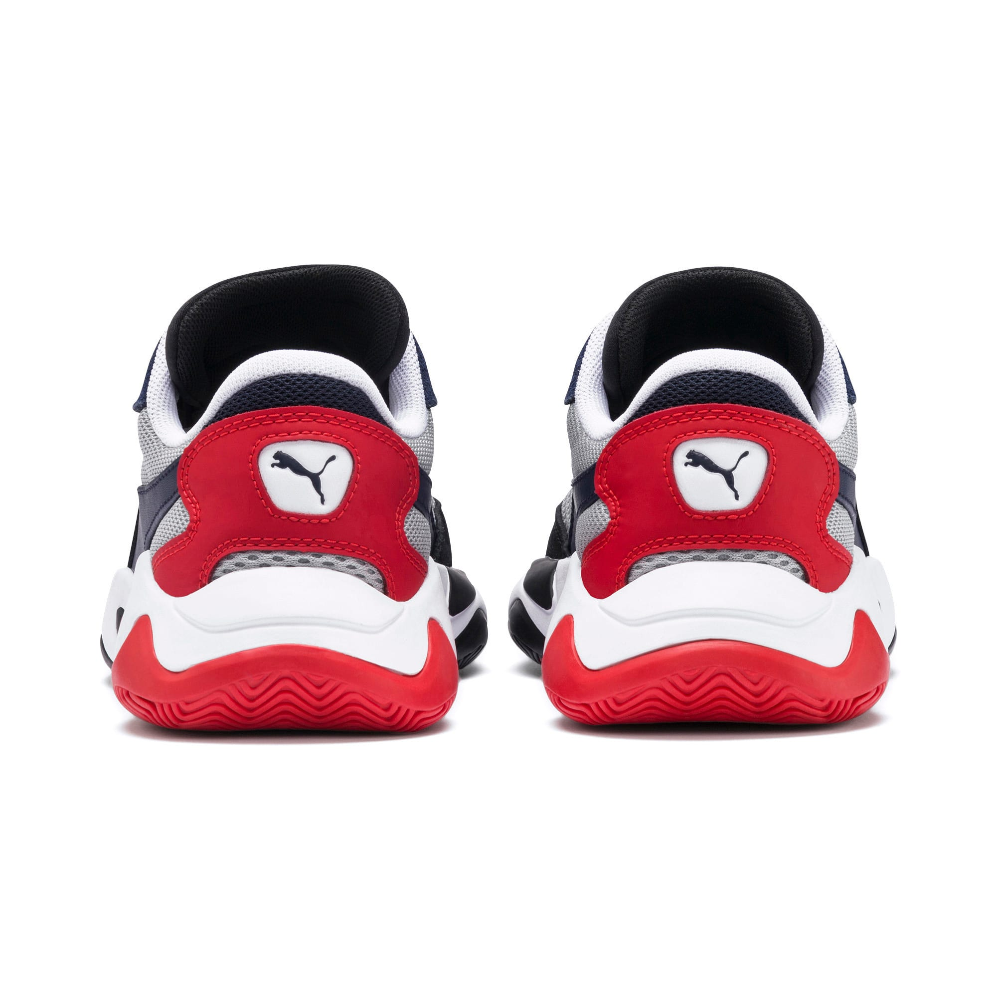 Thumbnail 3 of Storm Origin Sneakers JR, Puma Black-High Rise, medium