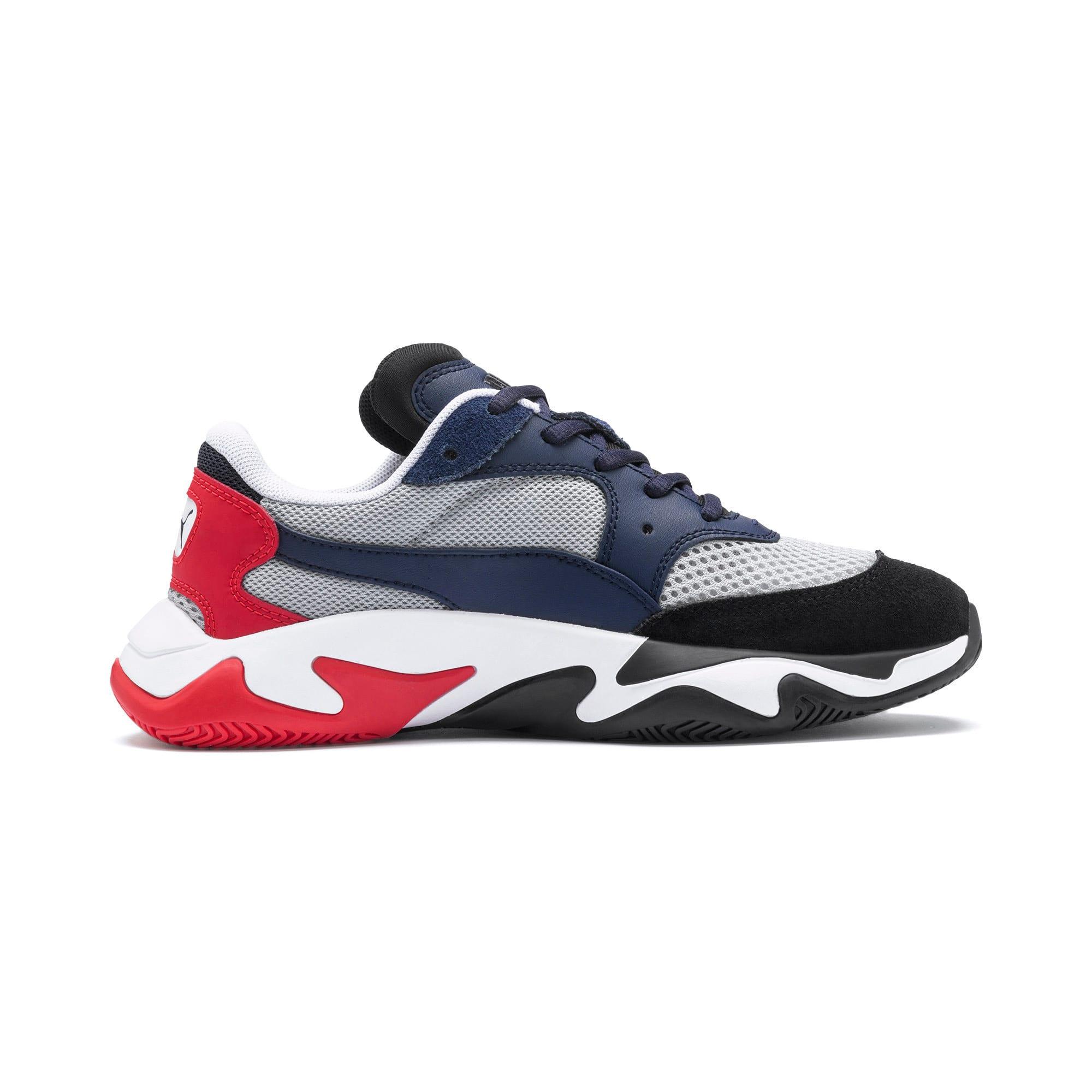 Thumbnail 5 of Storm Origin Sneakers JR, Puma Black-High Rise, medium