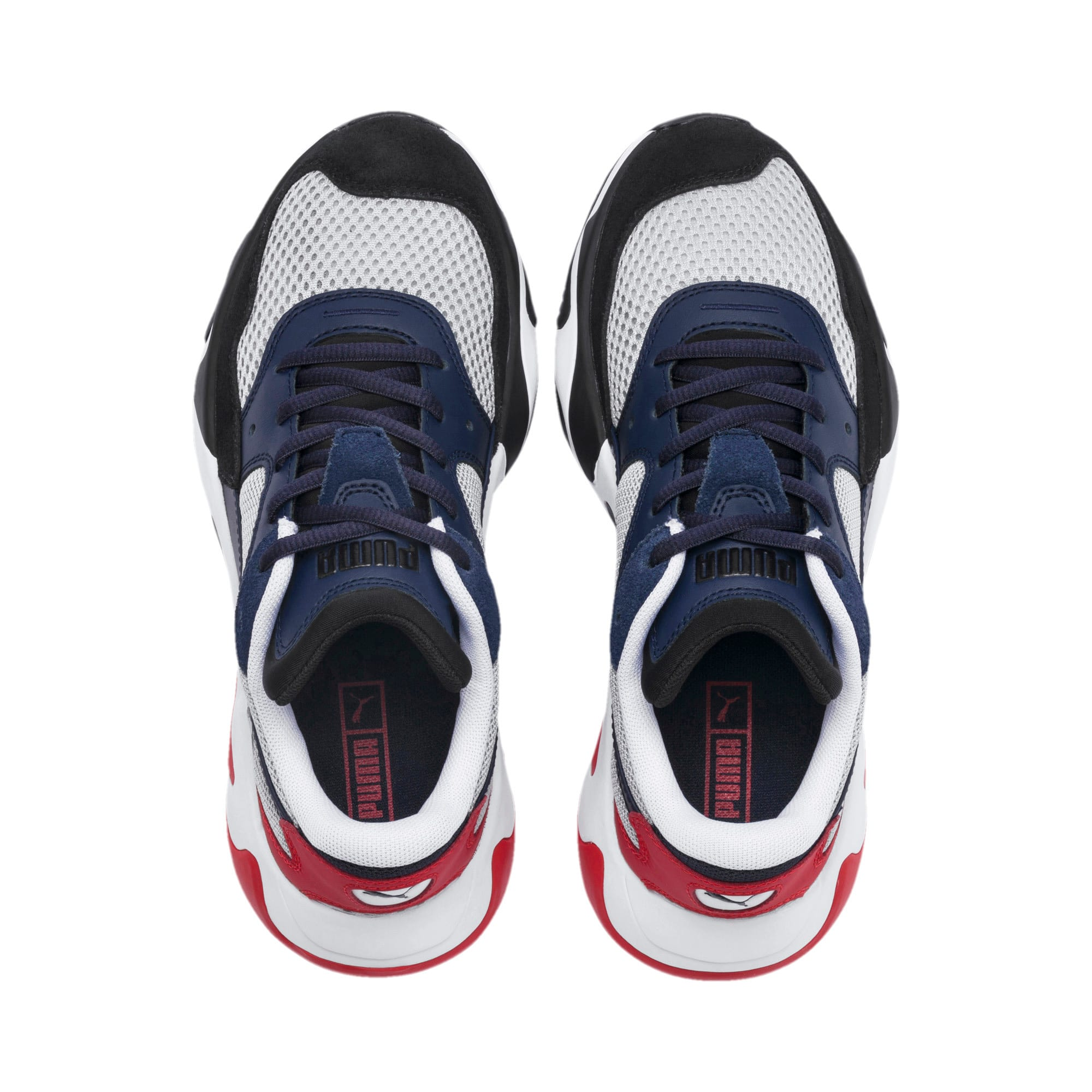 Thumbnail 6 of Storm Origin Sneakers JR, Puma Black-High Rise, medium