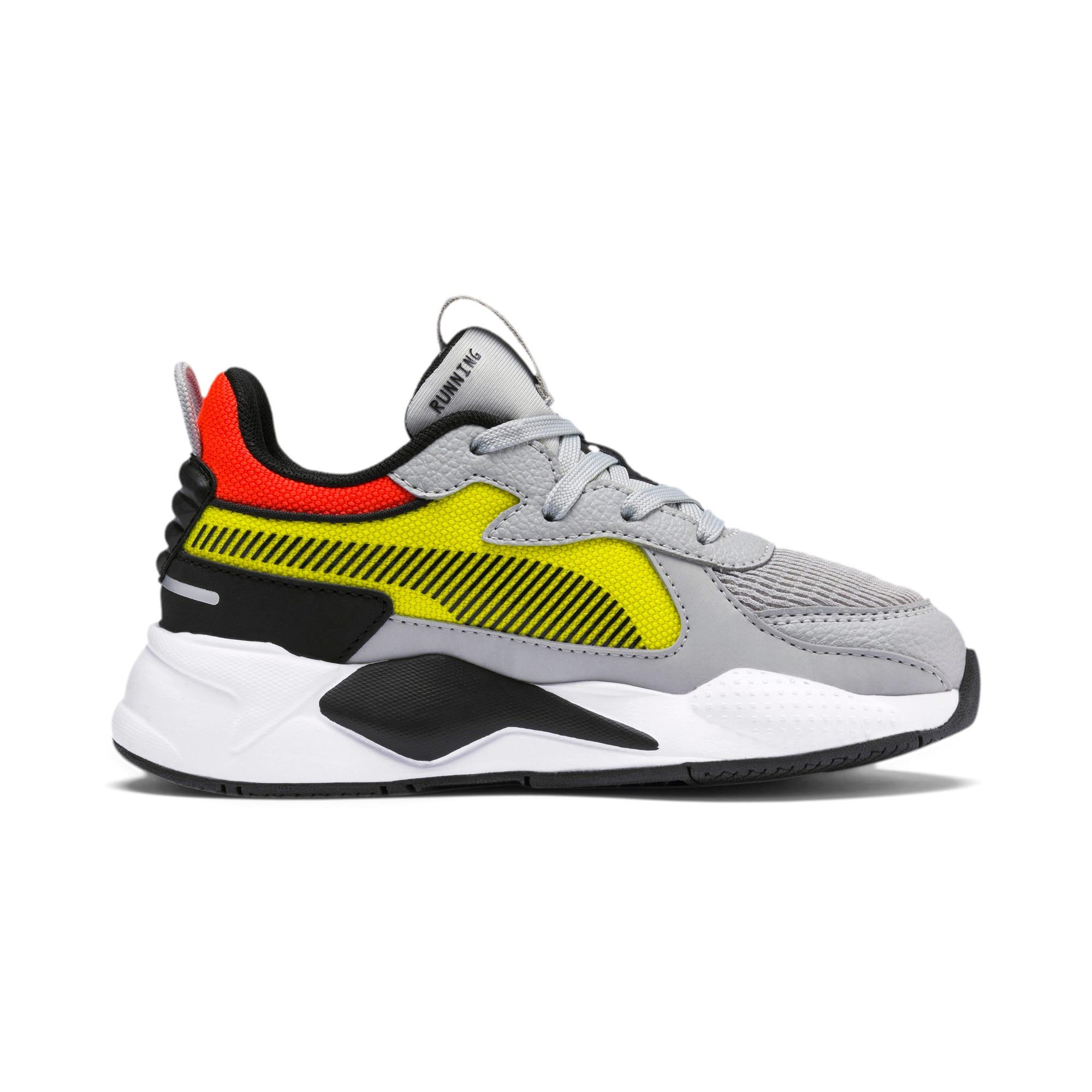 Thumbnail 5 of RS-X Hard Drive Little Kids' Shoes, High Rise-Yellow Alert, medium