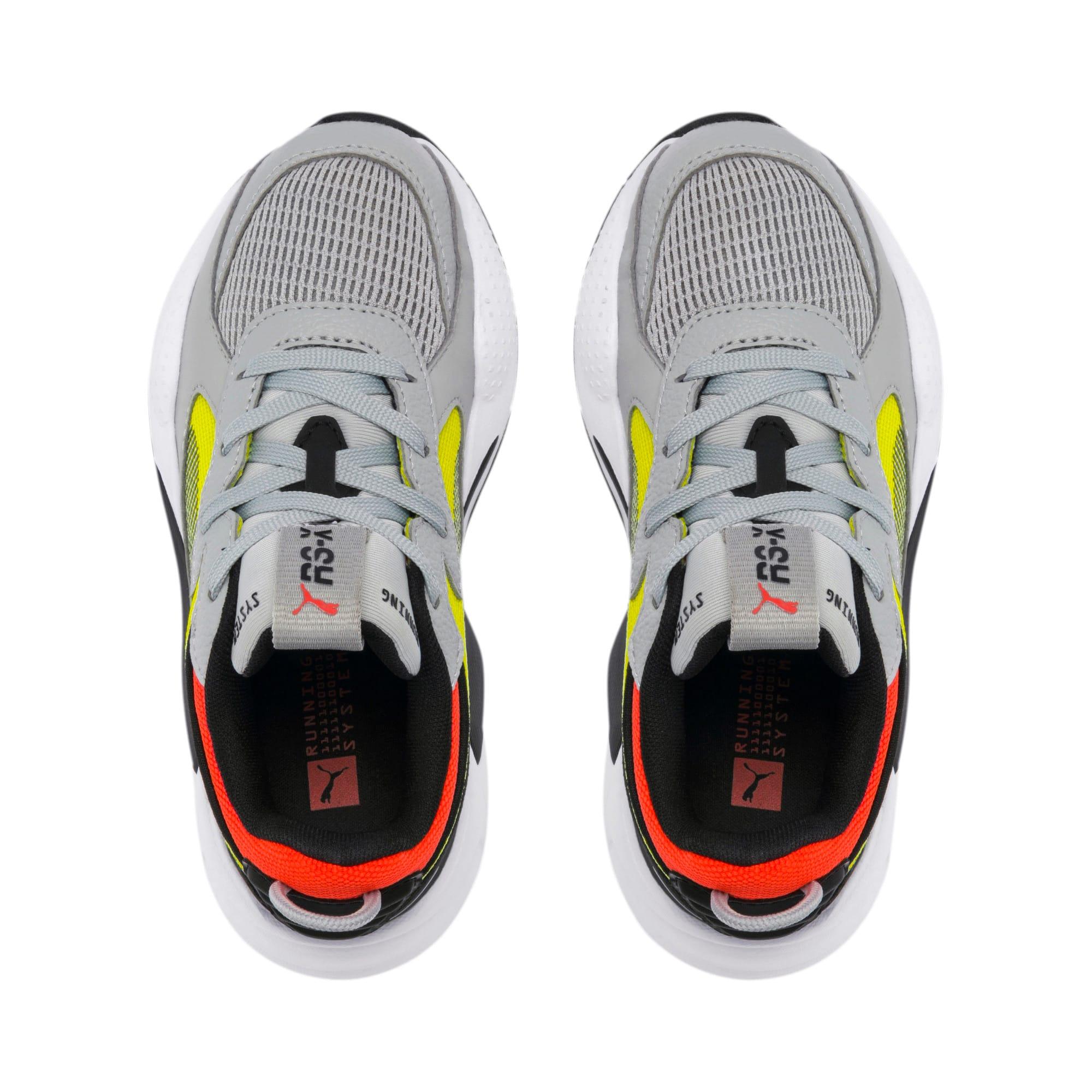Thumbnail 6 of RS-X Hard Drive Little Kids' Shoes, High Rise-Yellow Alert, medium