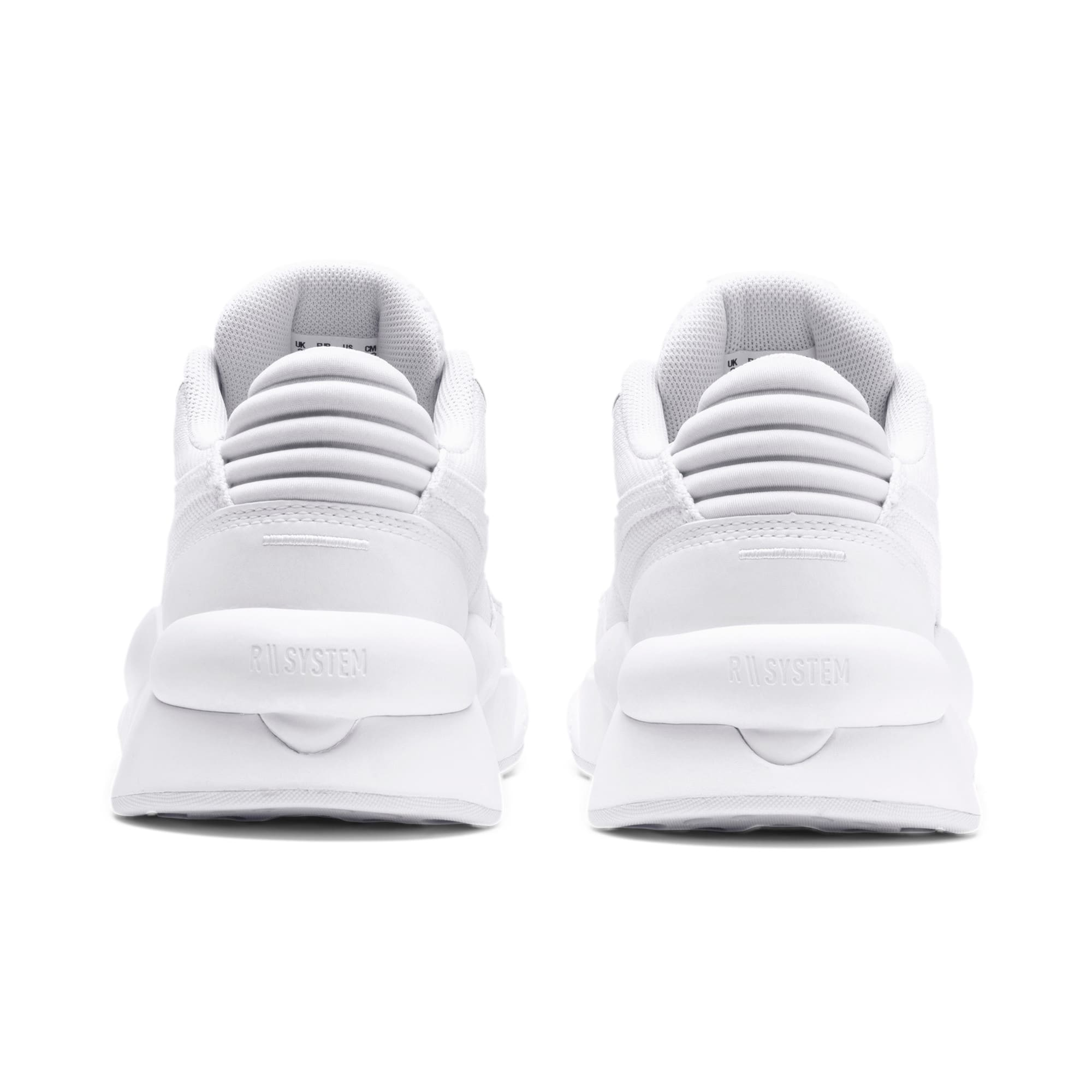 Thumbnail 3 of RS 9.8 Core Youth Trainers, Puma White, medium