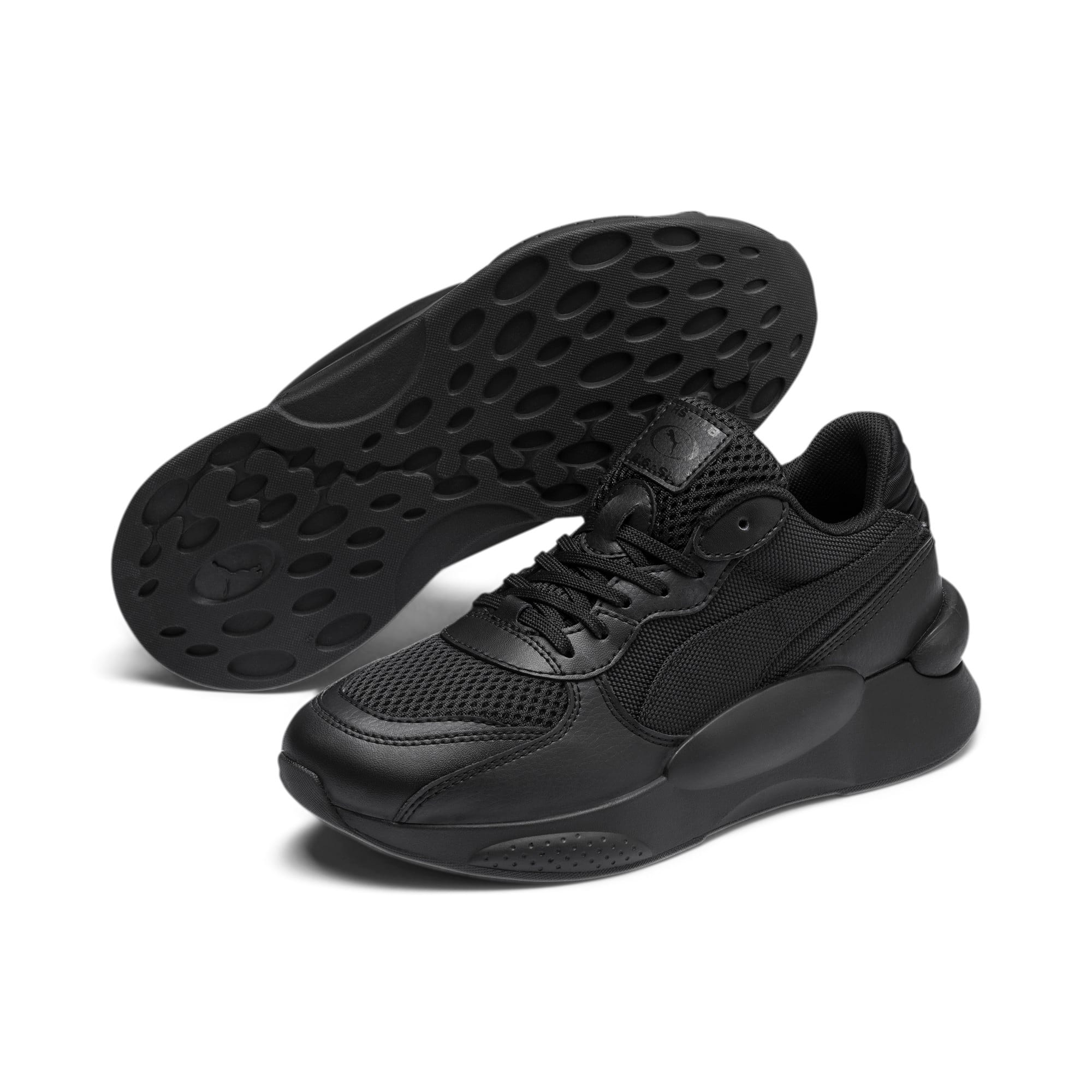 Thumbnail 2 of RS 9.8 Core Youth Trainers, Puma Black, medium