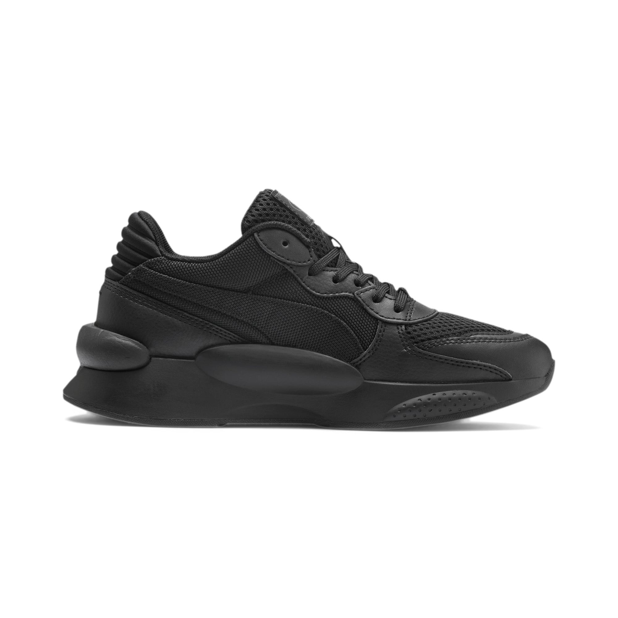Thumbnail 5 of RS 9.8 Core Youth Trainers, Puma Black, medium