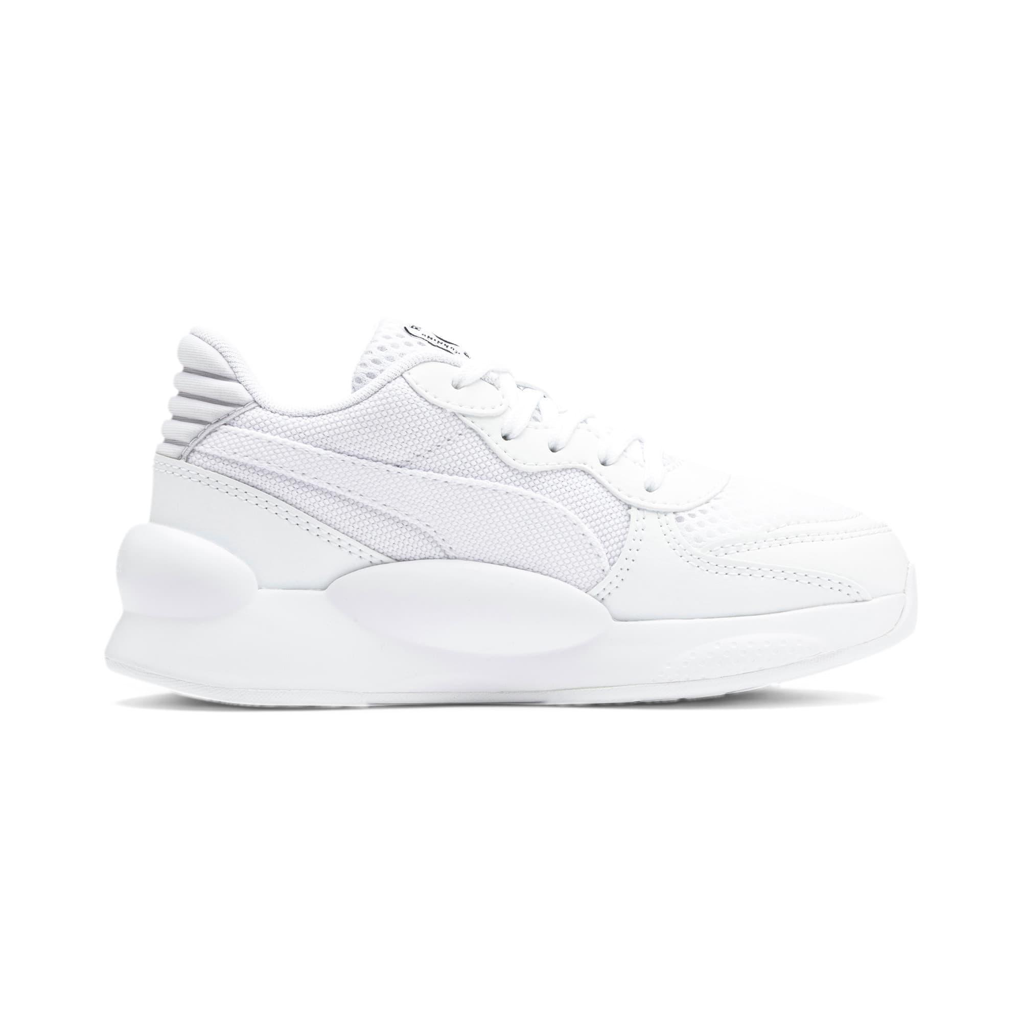 Thumbnail 5 of RS 9.8 Core Little Kids' Shoes, Puma White, medium
