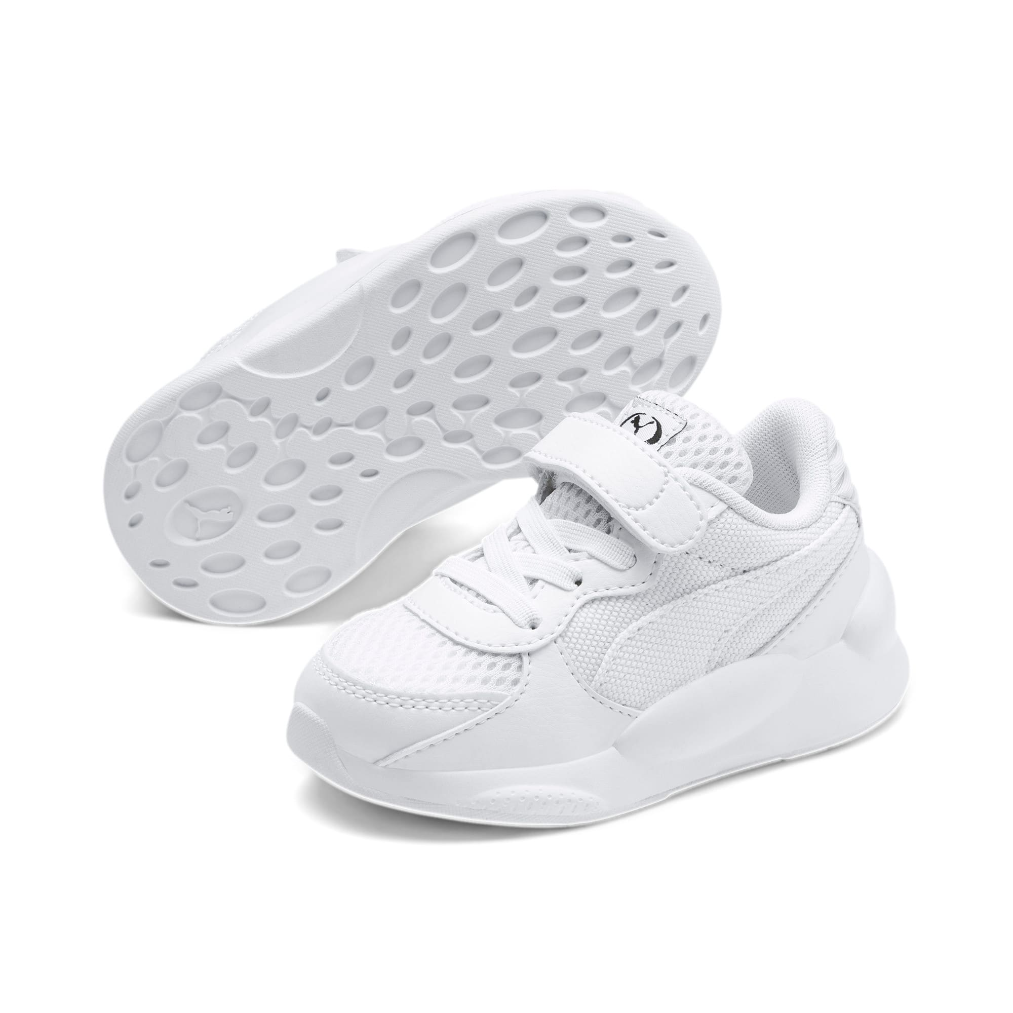 Thumbnail 2 of RS 9.8 Core Toddler Shoes, Puma White, medium