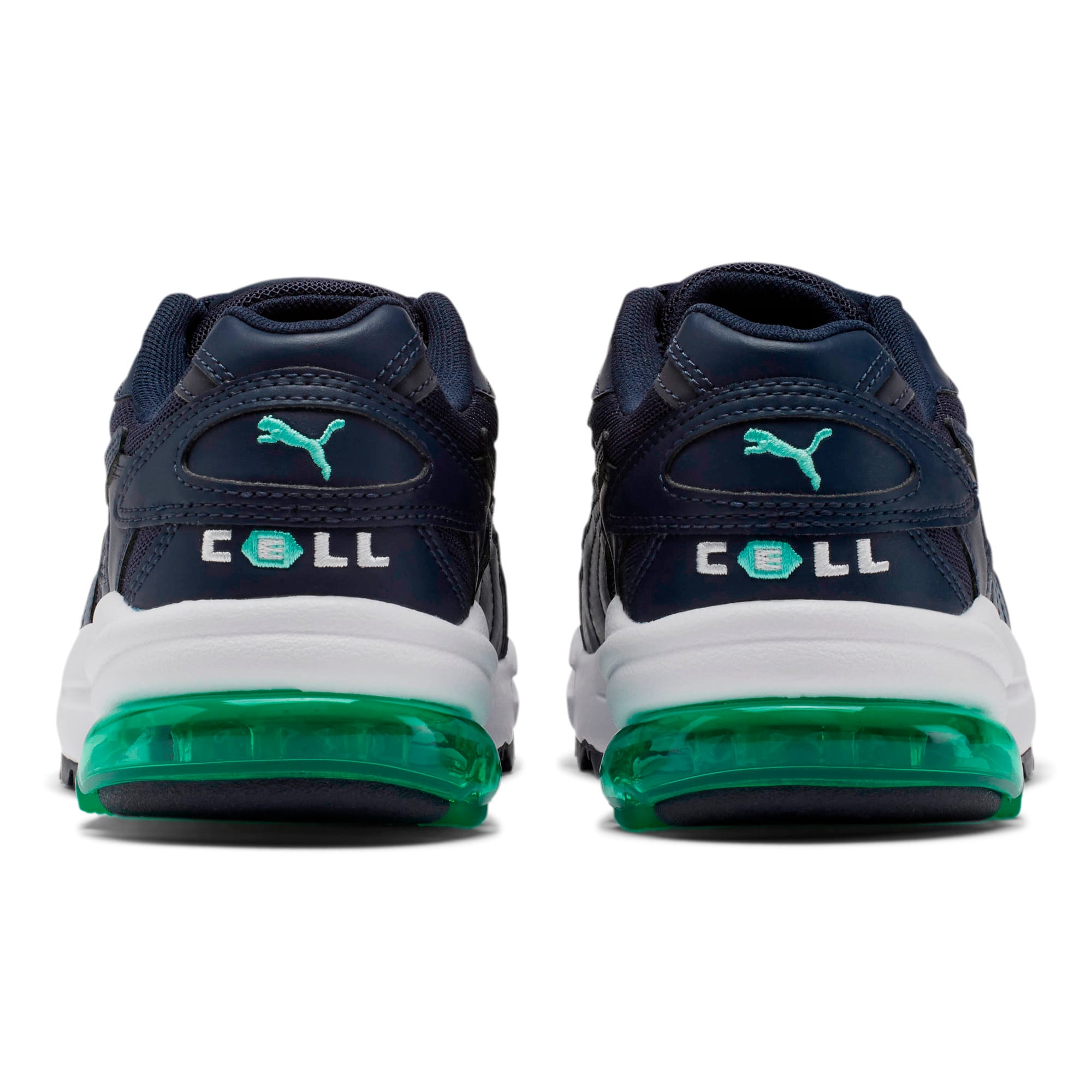Thumbnail 3 of CELL Alien 51 Sneakers JR, Peacoat-Biscay Green, medium