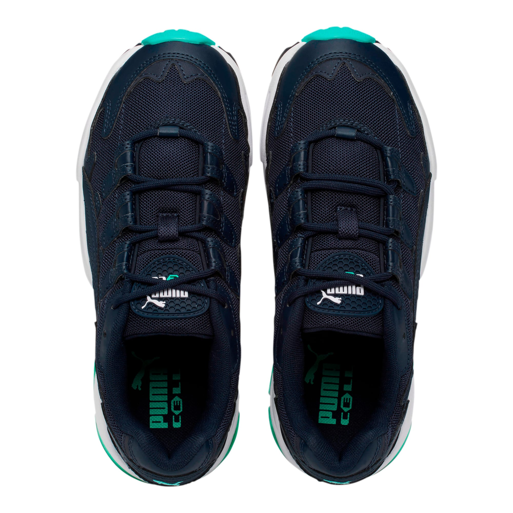 Thumbnail 6 of CELL Alien 51 Sneakers JR, Peacoat-Biscay Green, medium