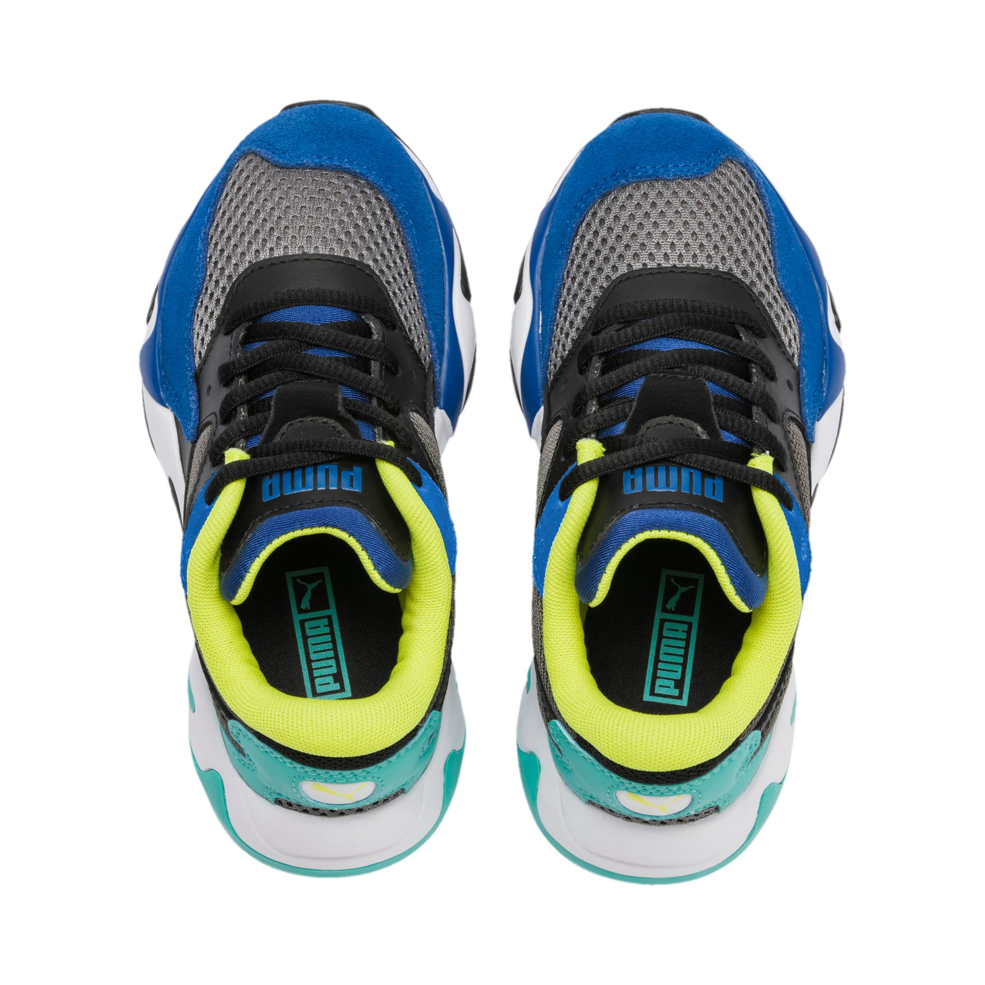 Thumbnail 6 of Storm Origin Kids' Trainers, Galaxy Blue-CASTLEROCK, medium