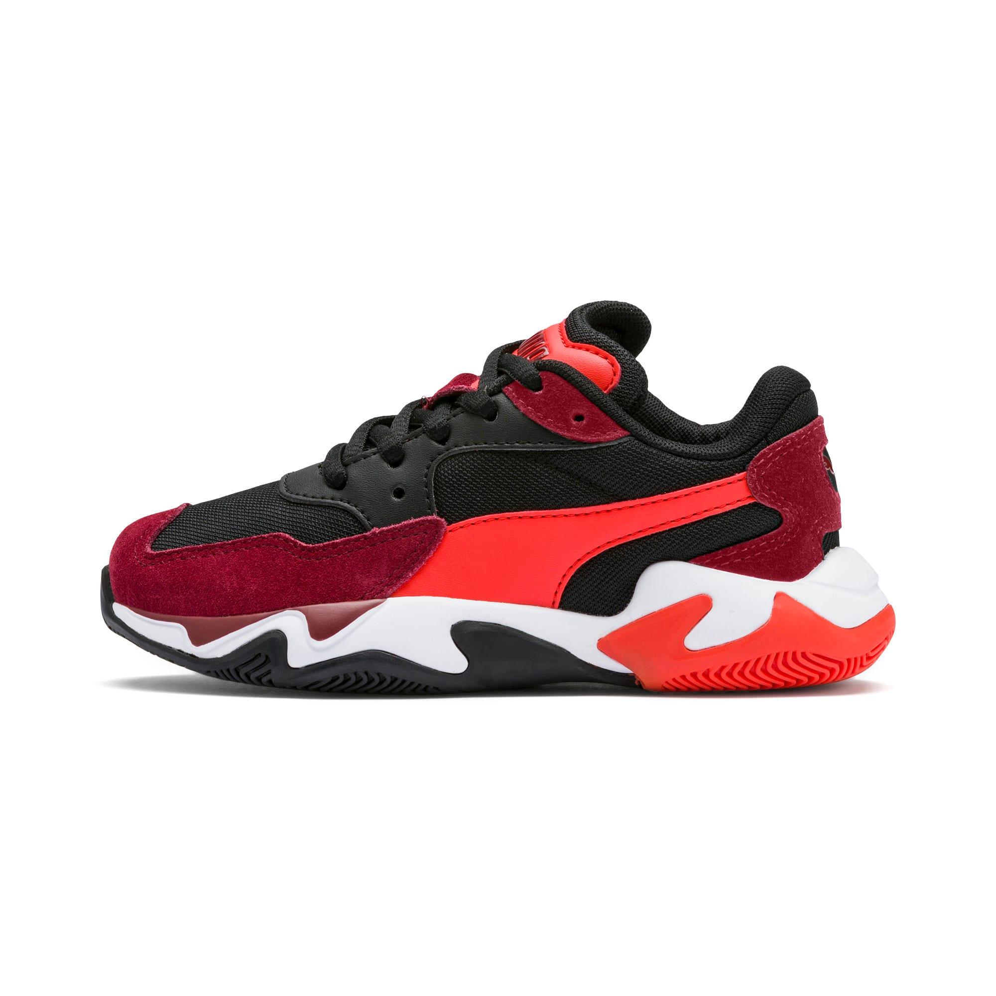 Miniatura 1 de Zapatos Storm Ray para niño pequeño, Rhubarb-Puma Black, mediano