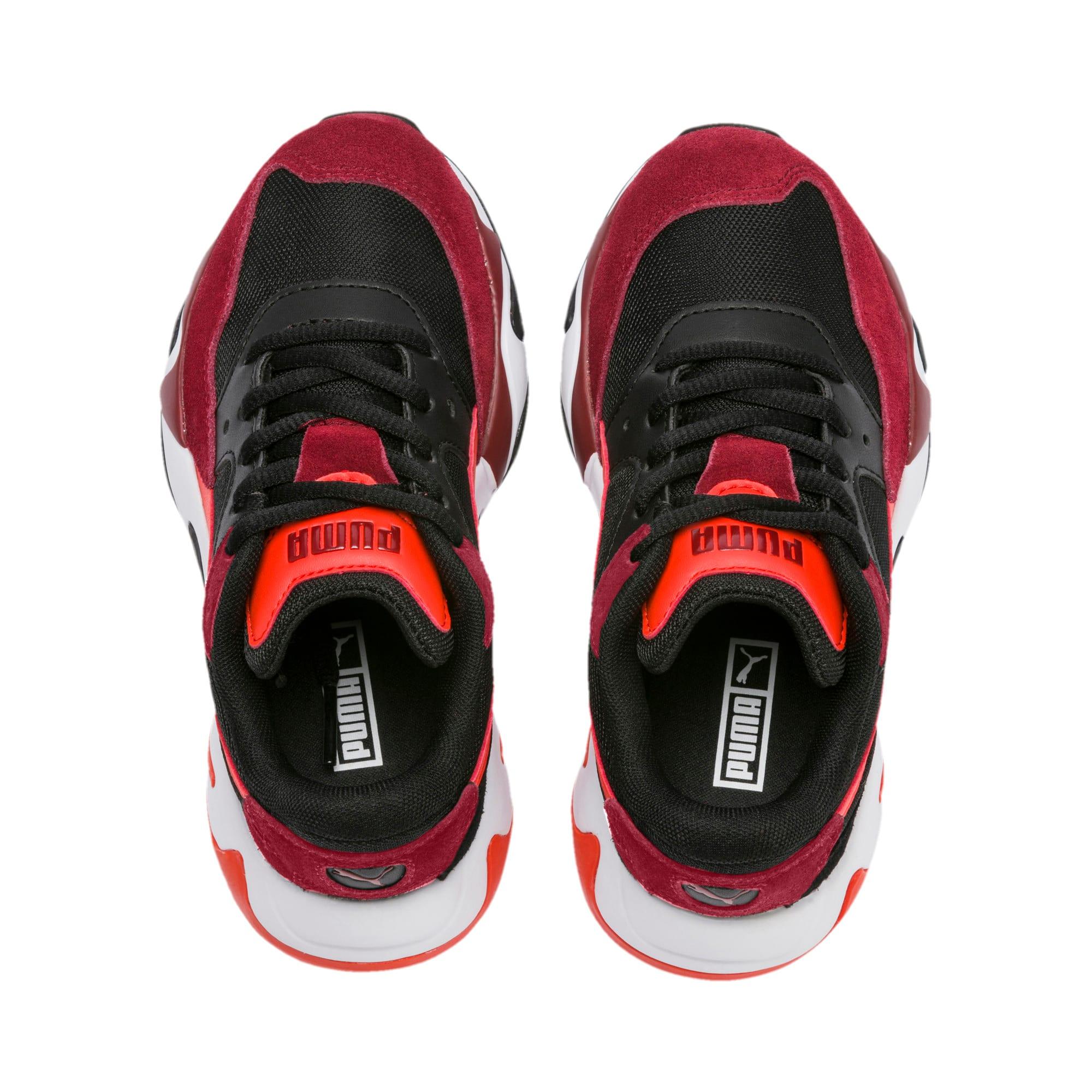Miniatura 6 de Zapatos Storm Ray para niño pequeño, Rhubarb-Puma Black, mediano
