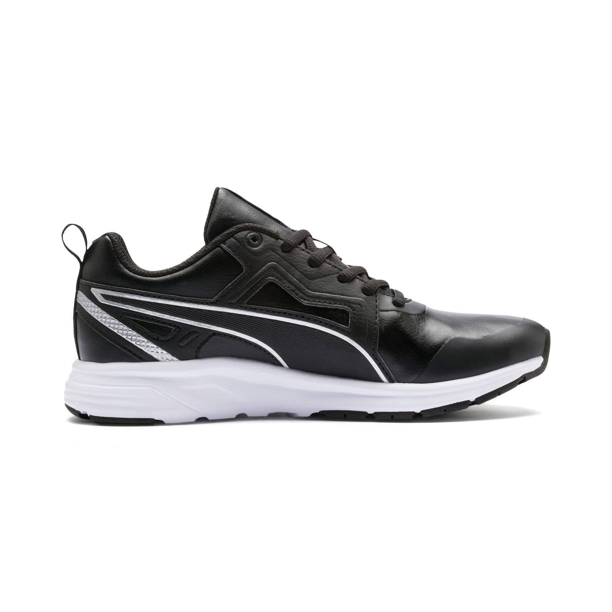 Thumbnail 5 of Pure Jogger SL Sneakers JR, Puma Black-Puma Silver-White, medium