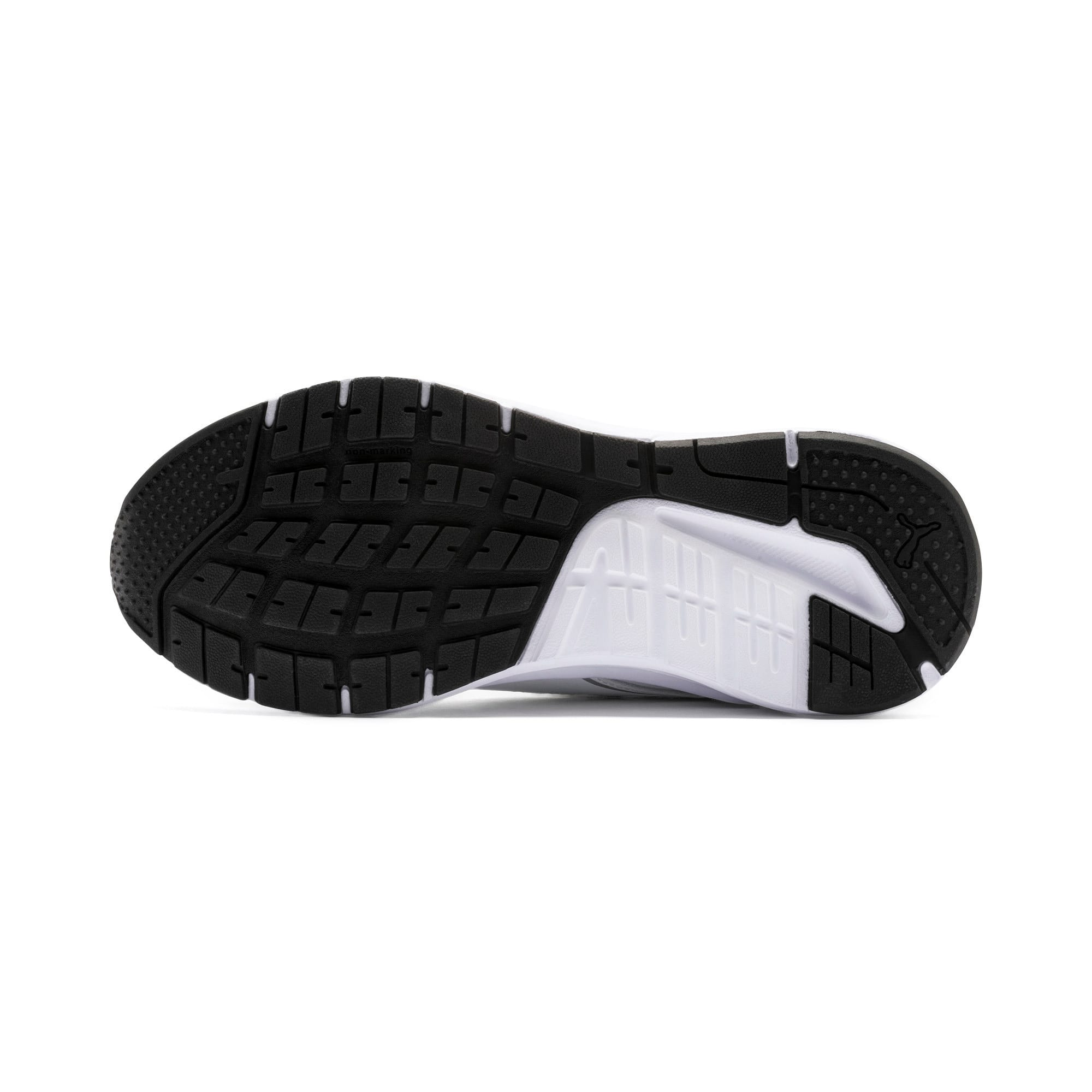Thumbnail 3 of Pure Jogger SL Sneakers JR, White-Silver-Black-G Violet, medium