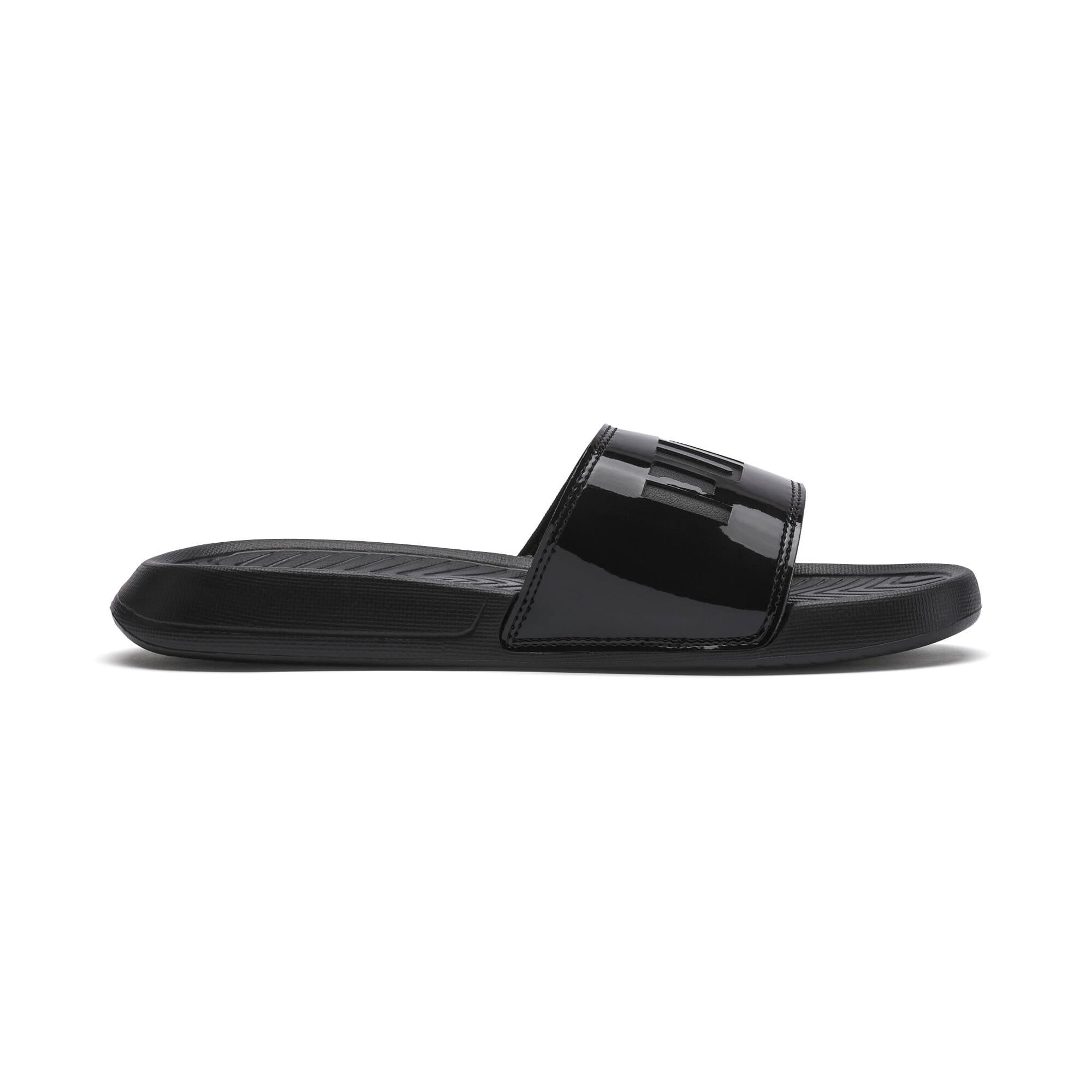 Thumbnail 5 of Popcat Patent Women's Sandals, Puma Black-Puma Black, medium