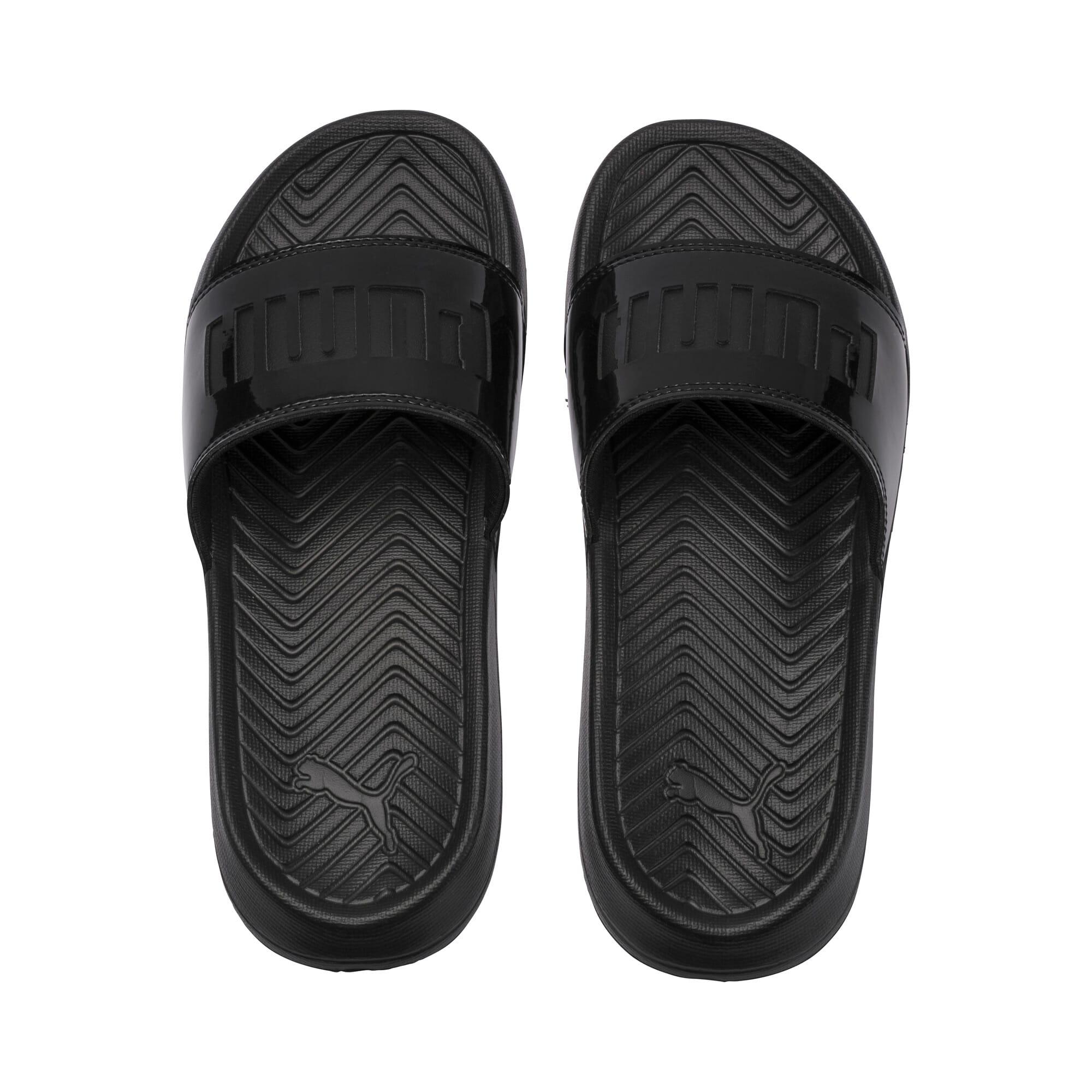 Thumbnail 6 of Popcat Patent Women's Sandals, Puma Black-Puma Black, medium