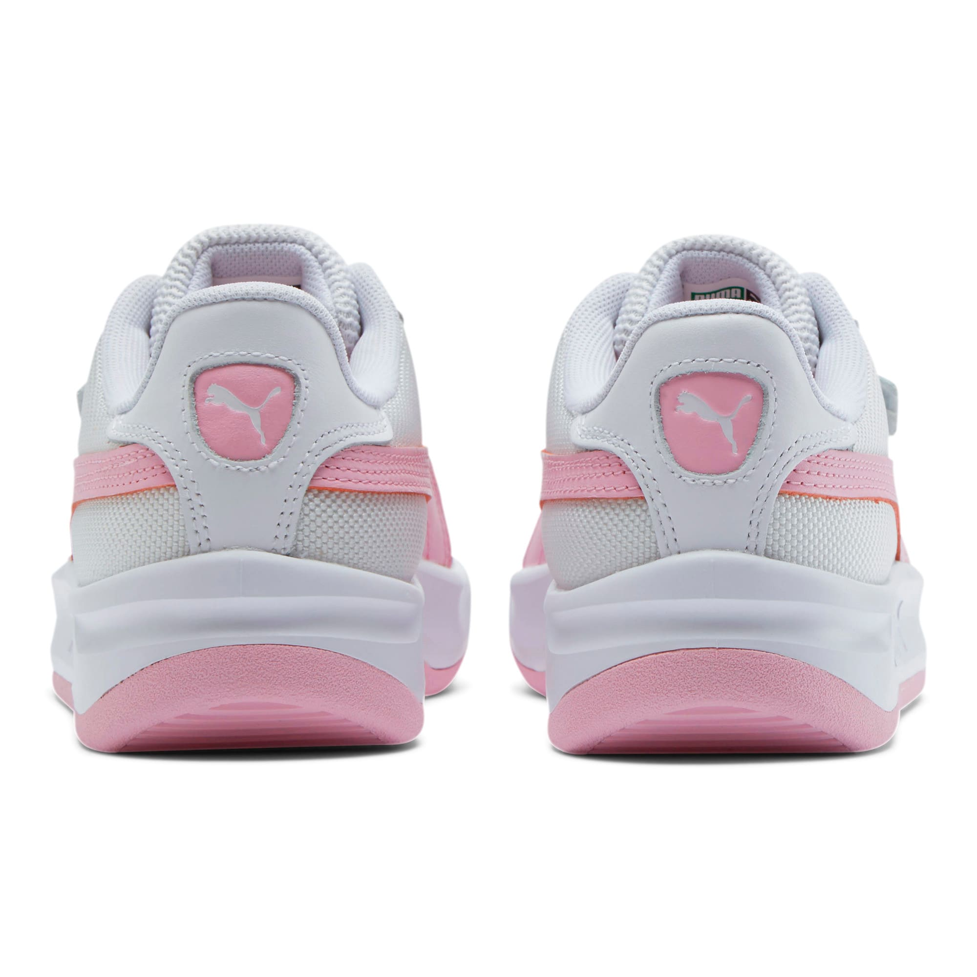 Thumbnail 3 of California Women's Sneakers, Puma Wht-Pale Pink-Puma Wht, medium