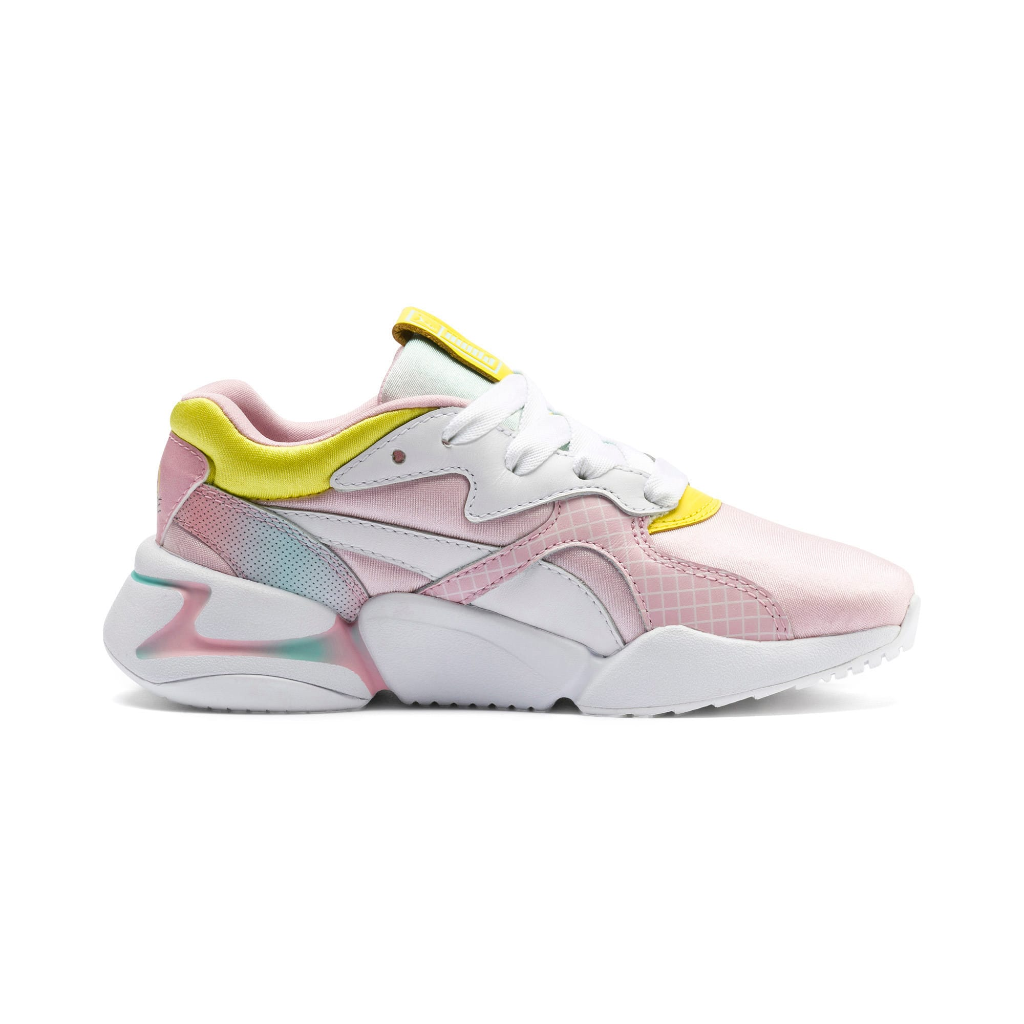Thumbnail 5 of Nova x Barbie Little Kids' Shoes, Orchid Pink-Puma White, medium
