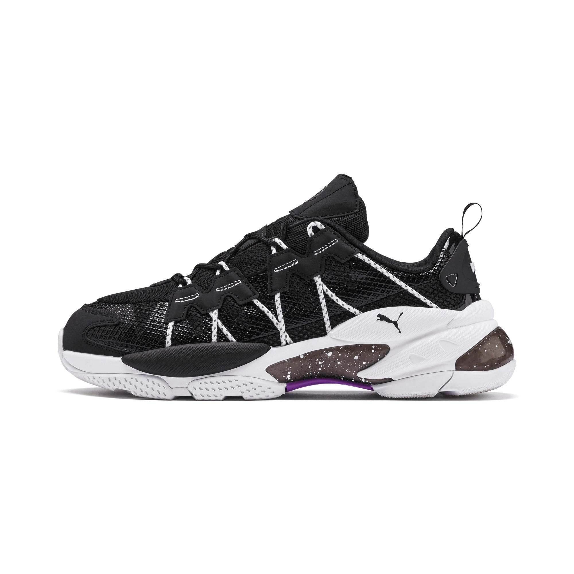 Thumbnail 1 of LQDCELL Omega Density Sneakers, Puma Black, medium