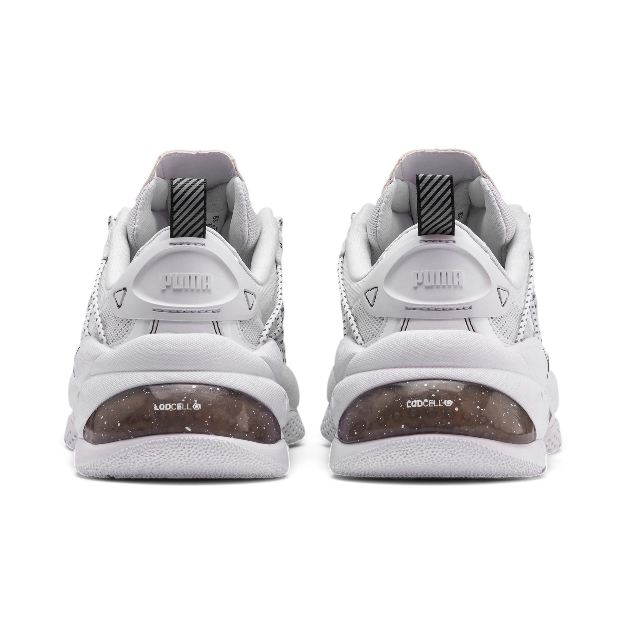 Thumbnail 4 of LQDCELL Omega Density Trainers, Puma White, medium