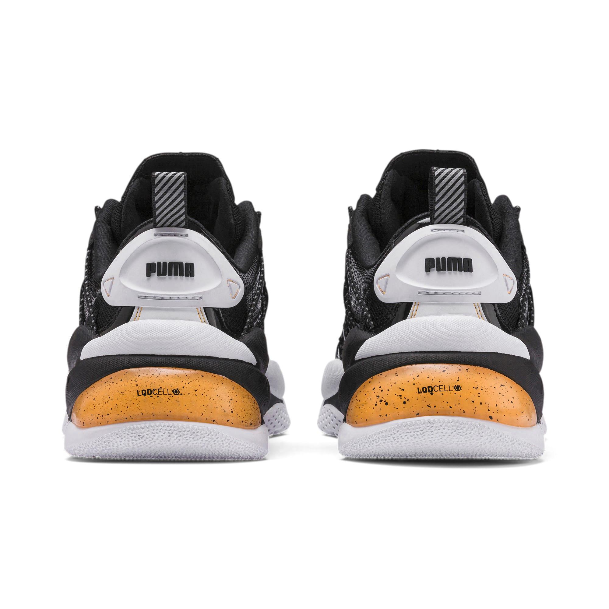 Thumbnail 3 of LQDCELL Omega Density Sneakers, Puma White-Puma Black, medium