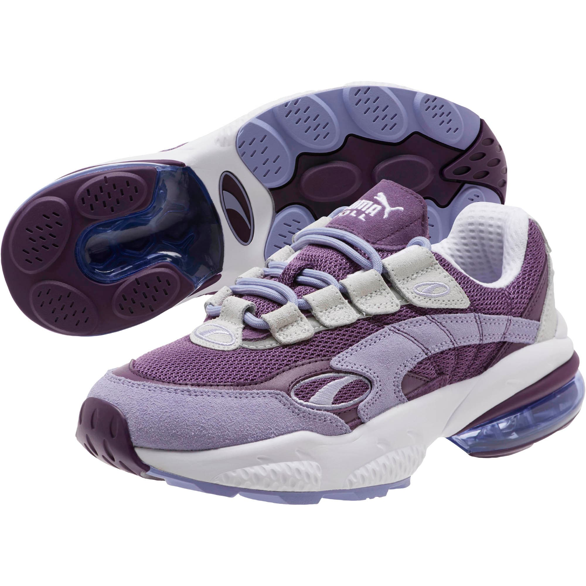 Thumbnail 2 of CELL Venom Women's Sneakers, Sweet Lavender-Indigo, medium