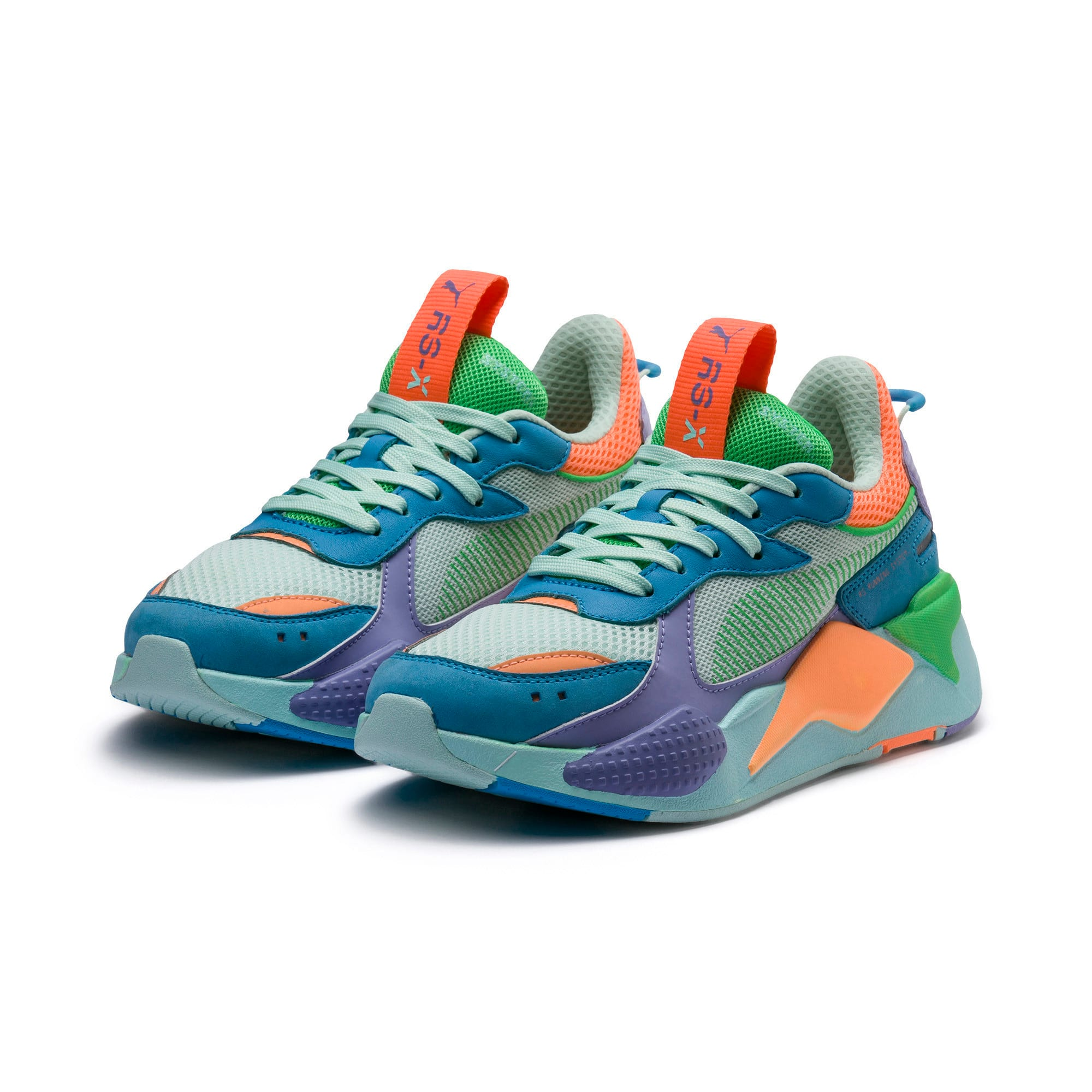 Thumbnail 2 of RS-X Toys Women's Sneakers, Bonnie Blue-Sweet Lavender, medium