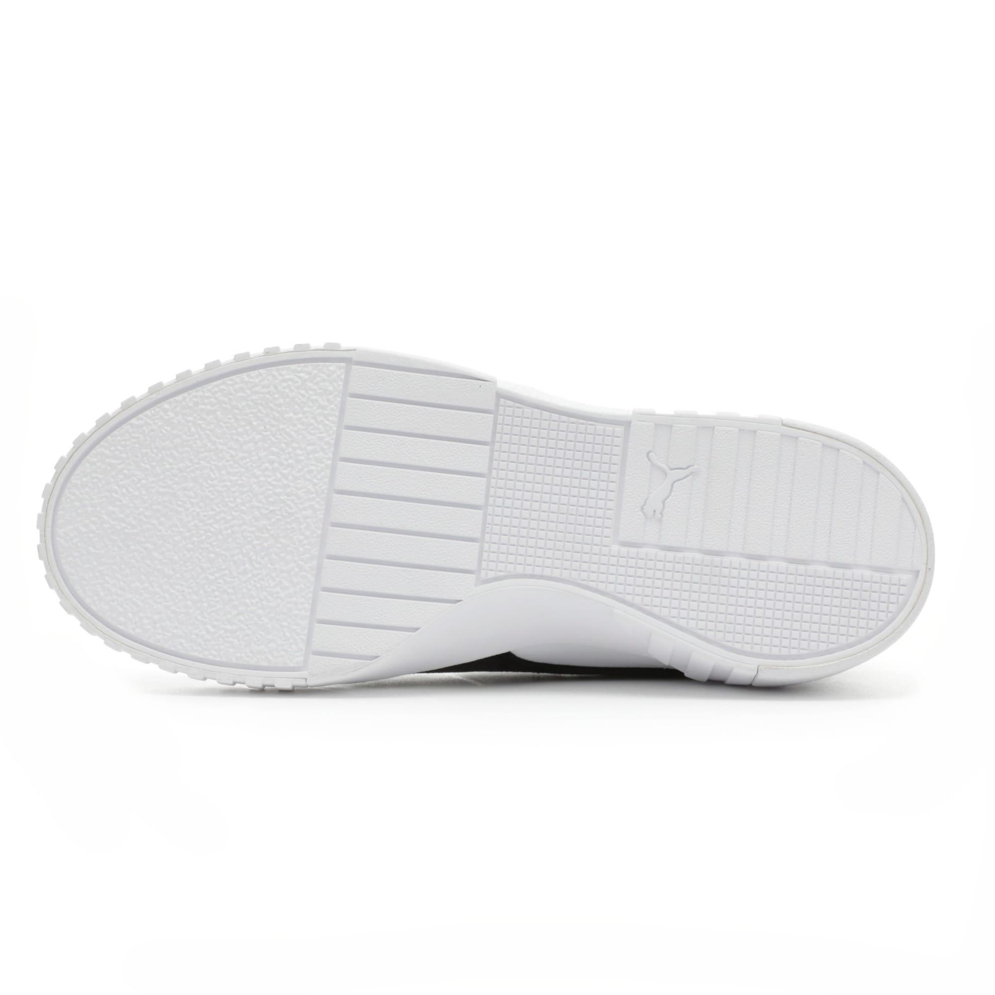 Thumbnail 5 of SG x Cali B+W Women's Sneakers, Puma White-Puma Black, medium