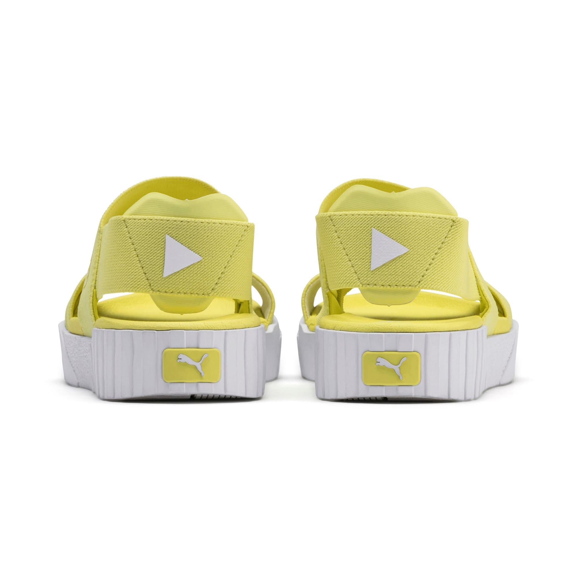 Miniatura 4 de Sandalias SG x Cali, SOFT FLUO YELLOW, mediano