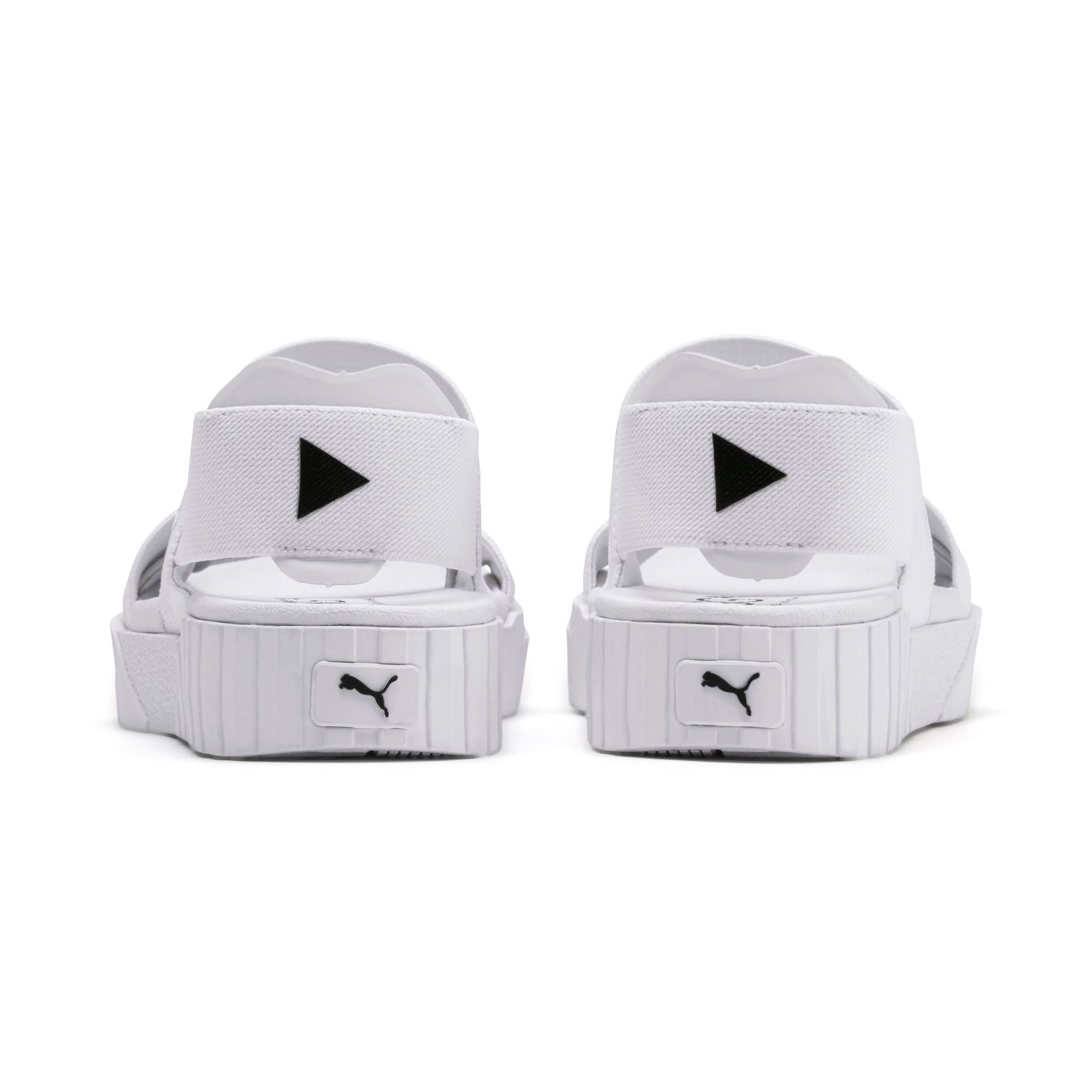 Miniatura 4 de Sandalias SG x Cali, Puma White, mediano