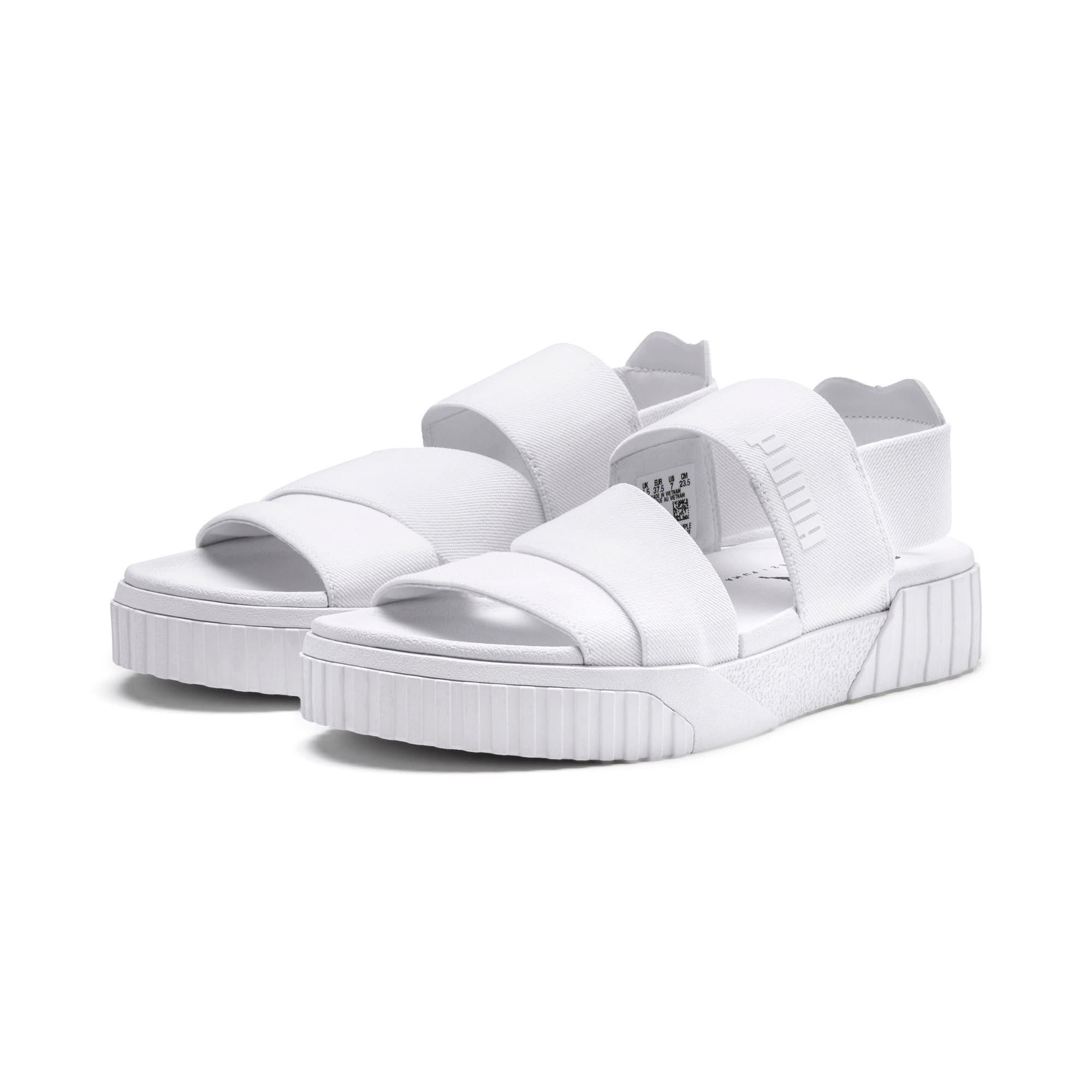 Miniatura 3 de Sandalias SG x Cali, Puma White, mediano